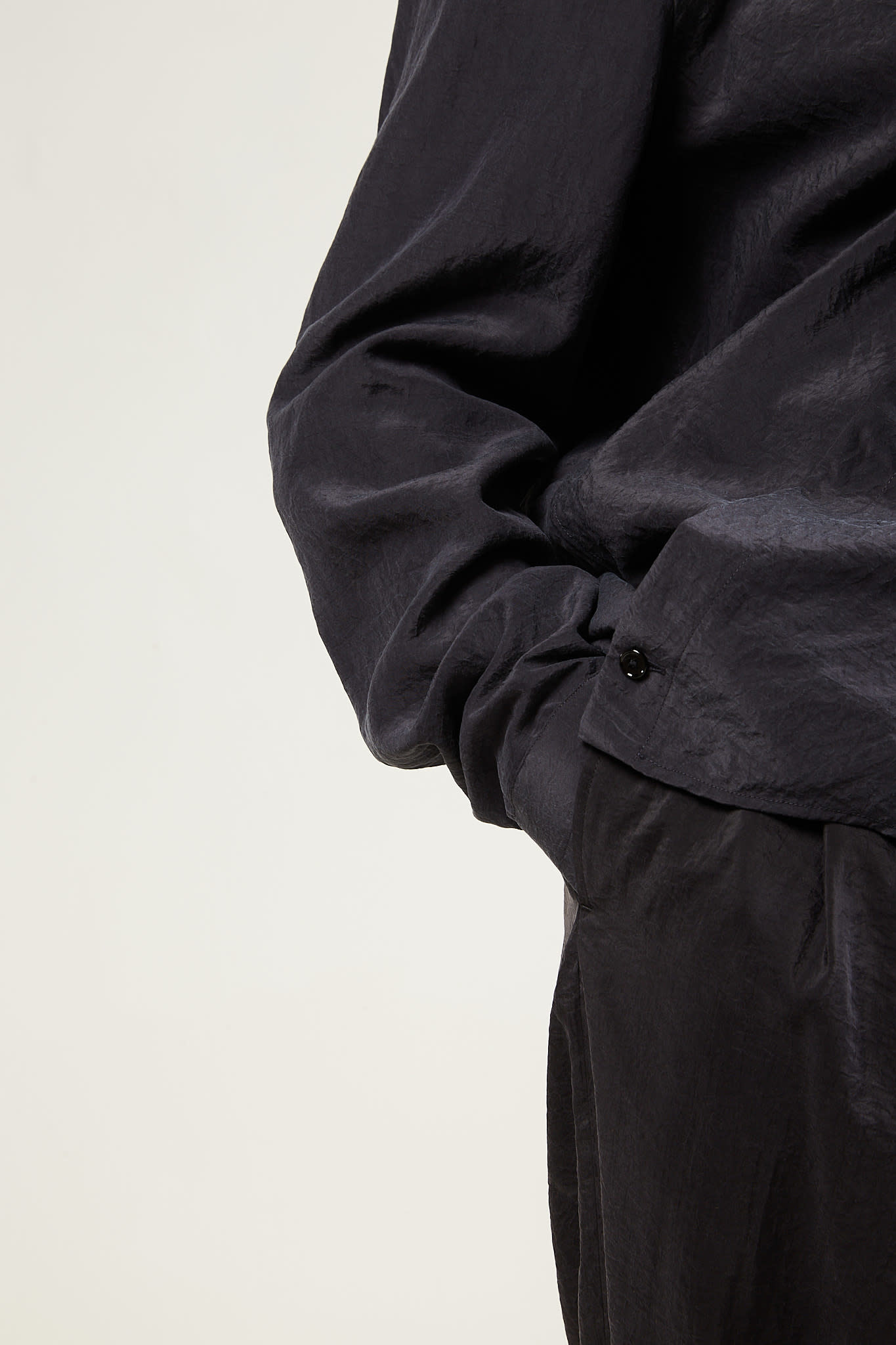 Lemaire - Wrapover shirt