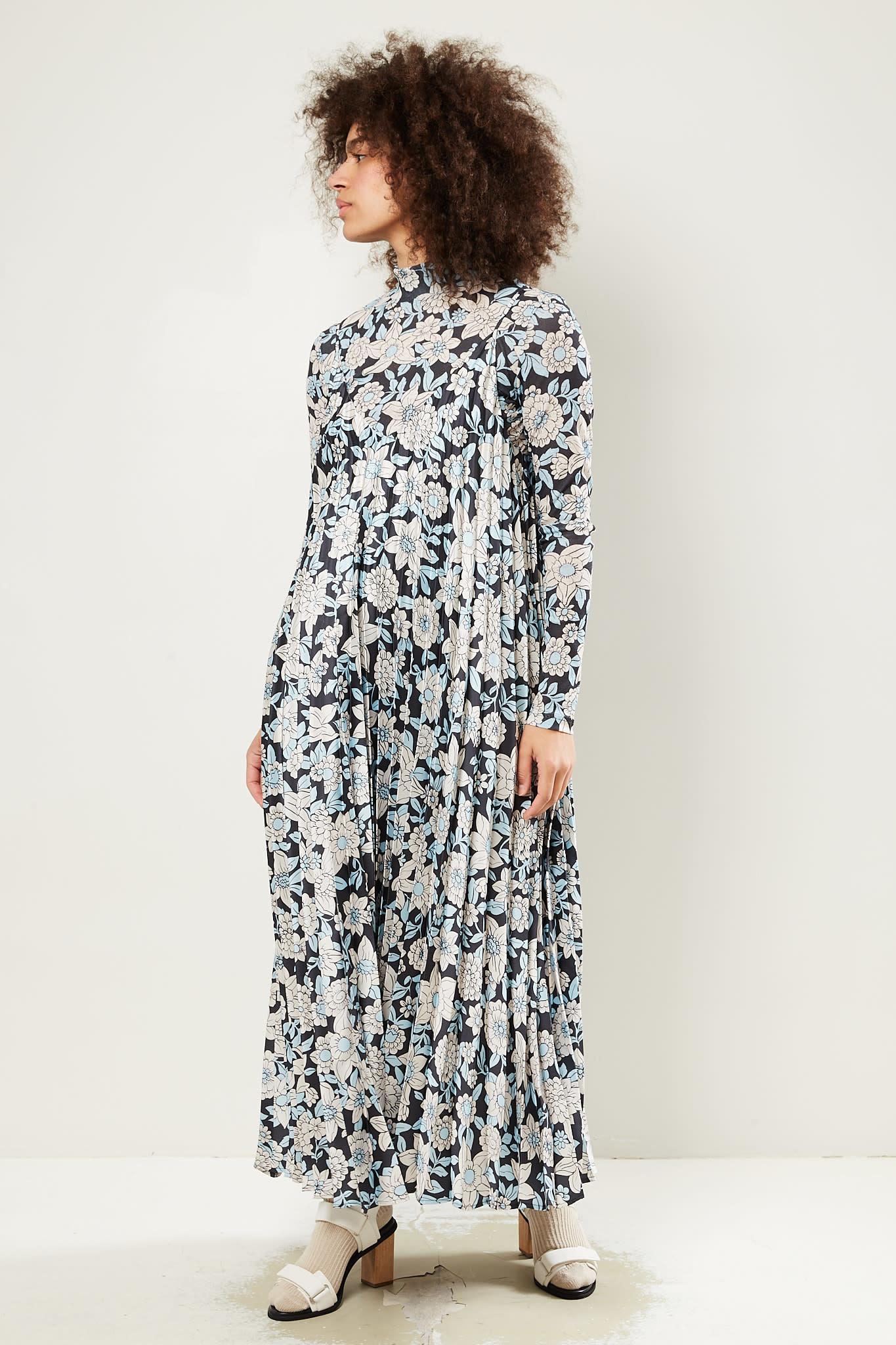 Christian Wijnants Davit plisse dress