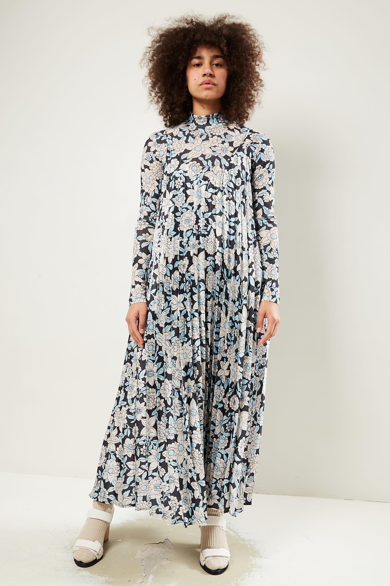 Christian Wijnants - Davit plisse dress