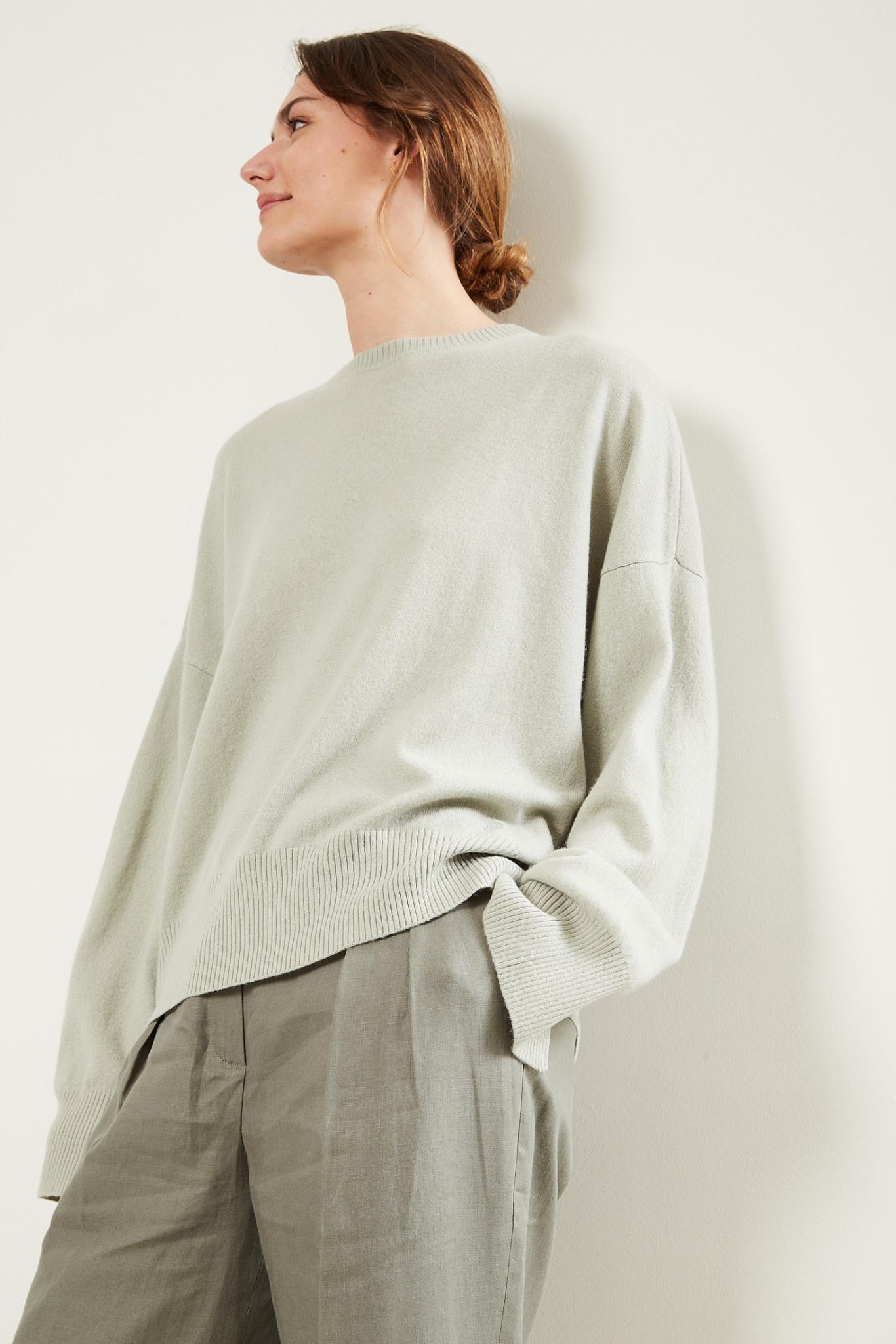 loulou studio Anaa cashmere sweater