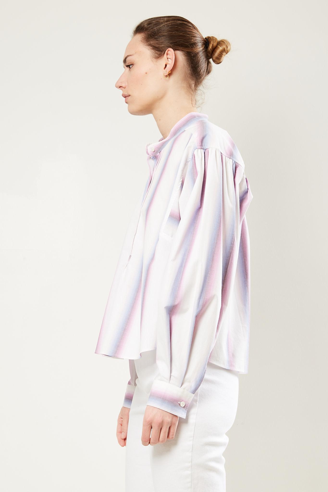 Etoile Isabel Marant - Jamet striped shirt