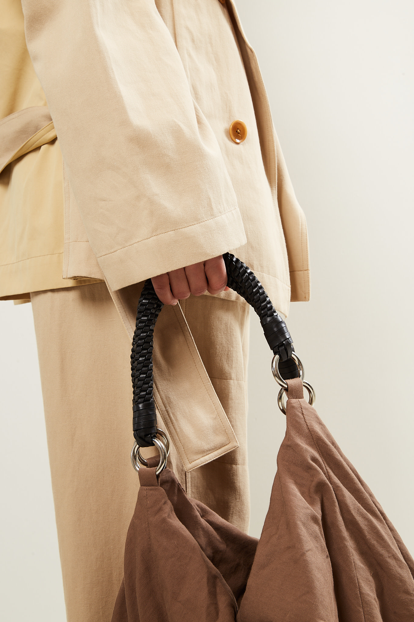 Lemaire - Large tote bag