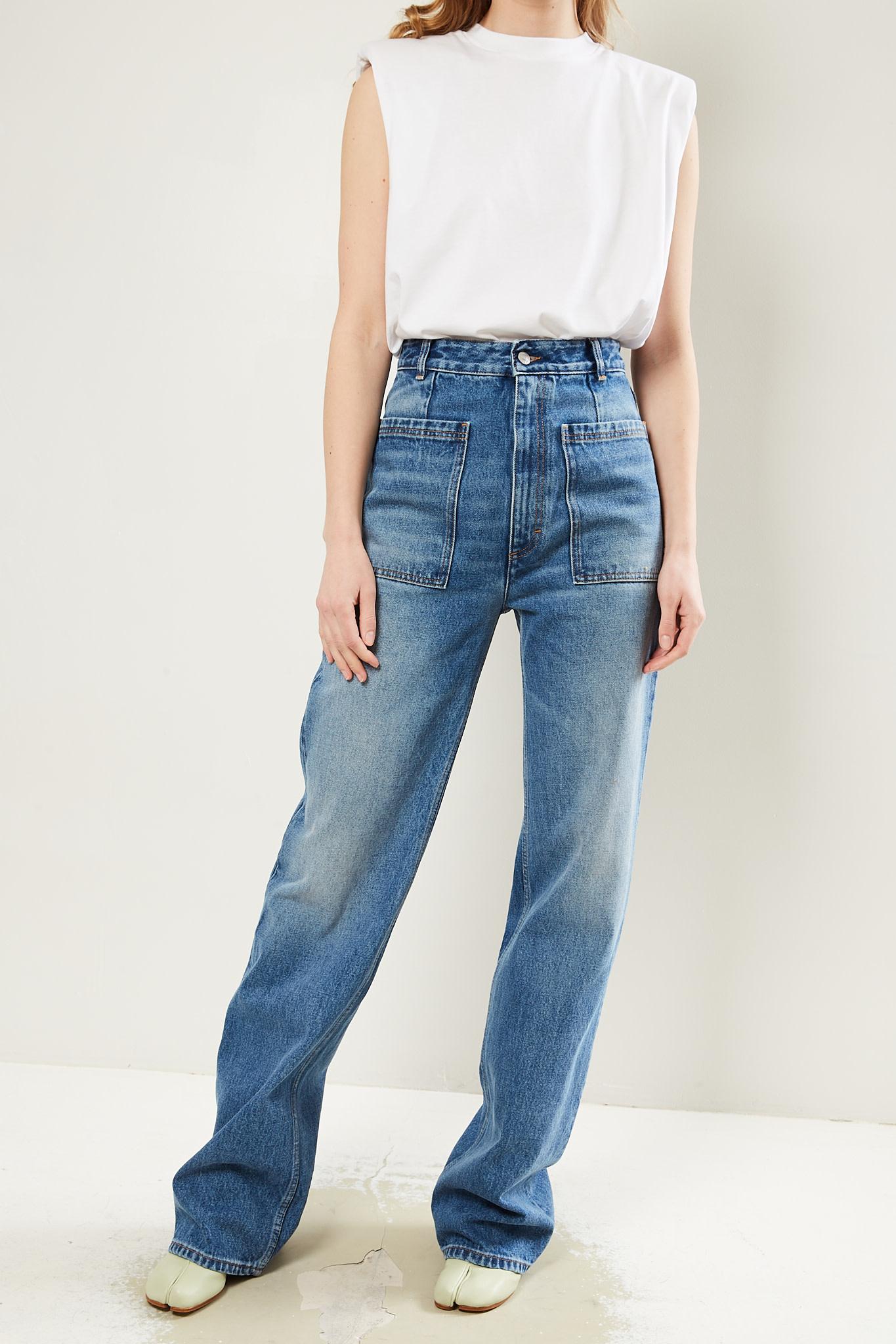 MM6 Pants 5 pockets MM6