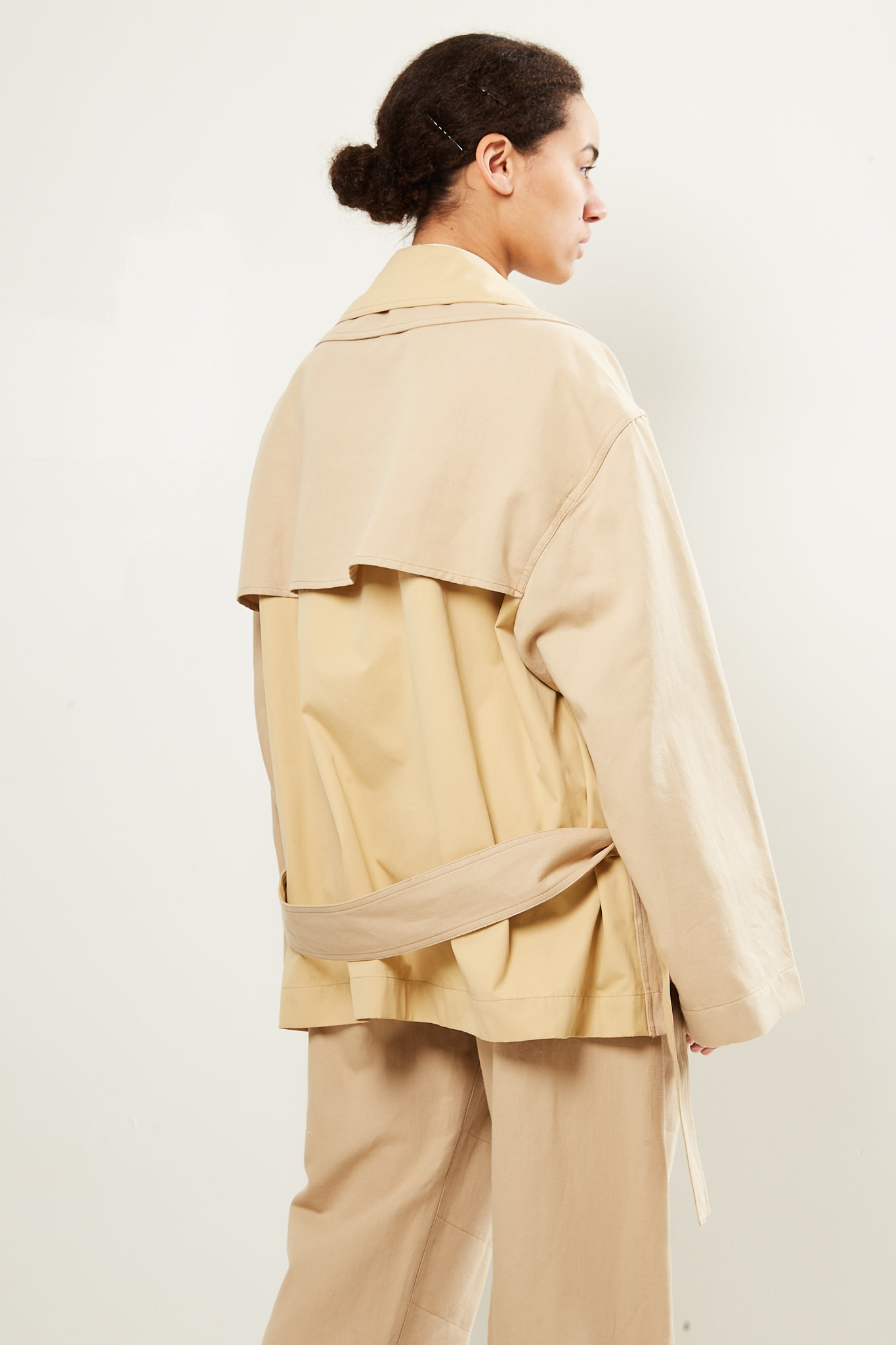 Lemaire - Trench blouson
