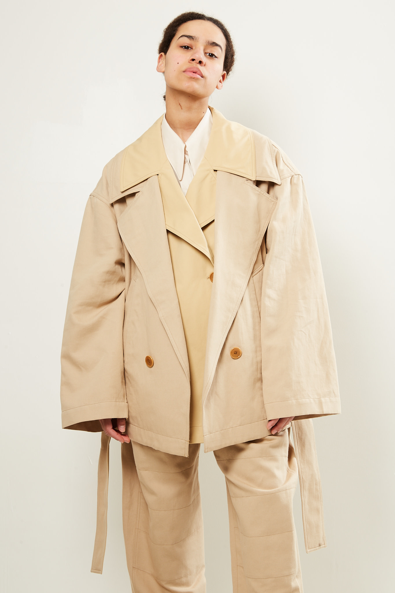 Lemaire Trench blouson