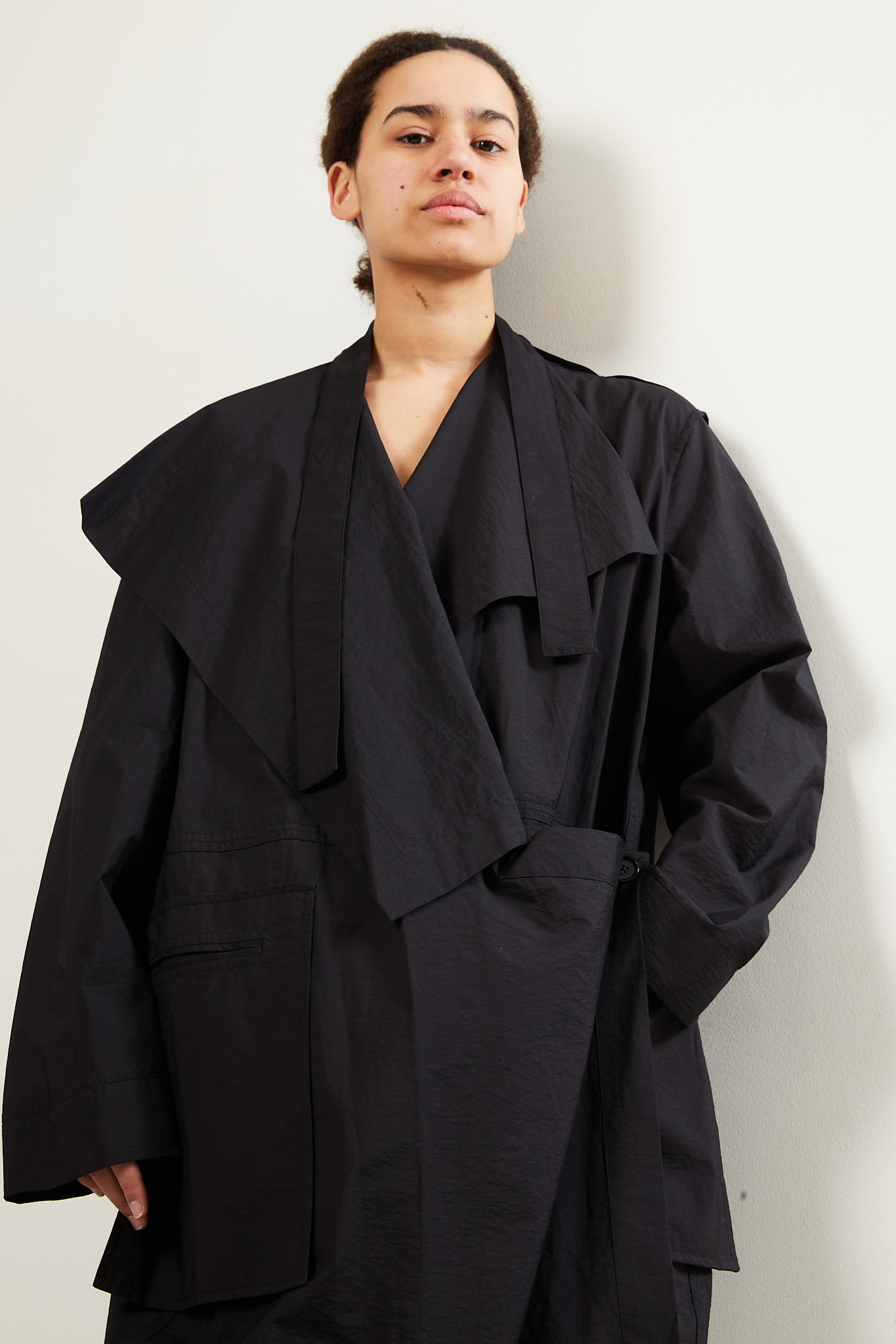 Lemaire - Trench dress