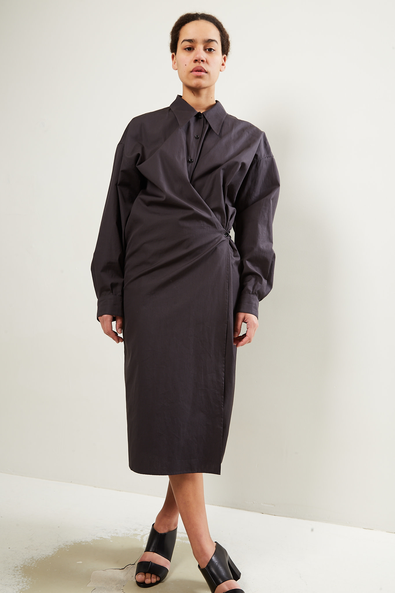Lemaire - Twisted dress