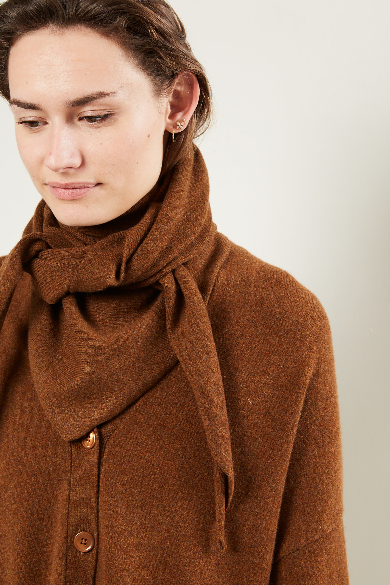 extreme cashmere Witch scarve