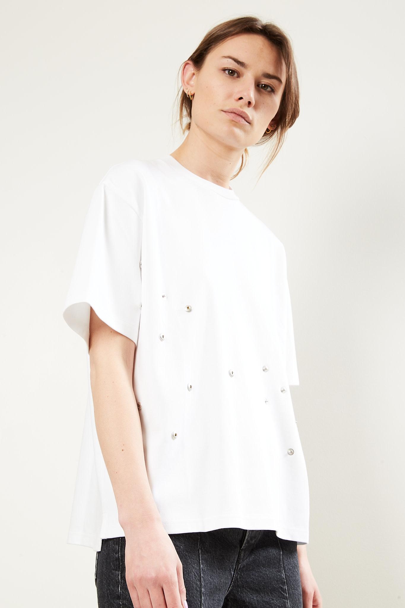 Frenken Lava cotton jersey top