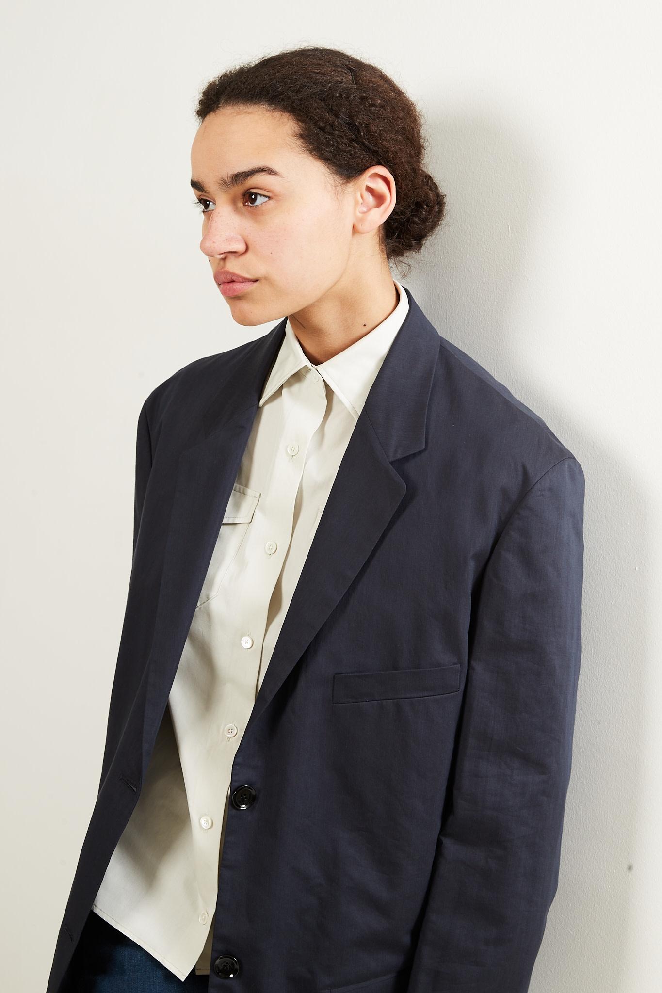 Lemaire - Long jacket
