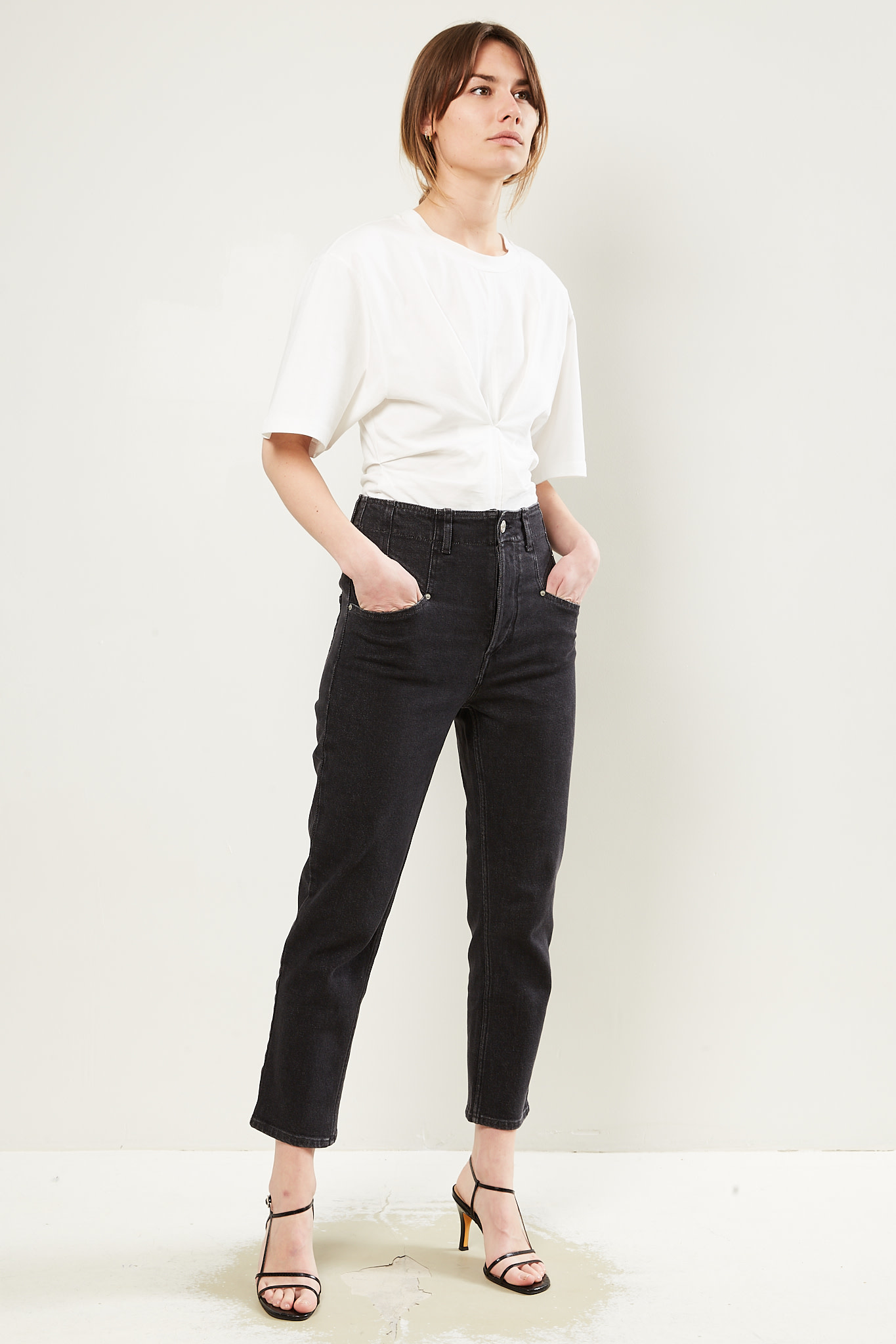 Isabel Marant - Dilianesr stretch denim pants