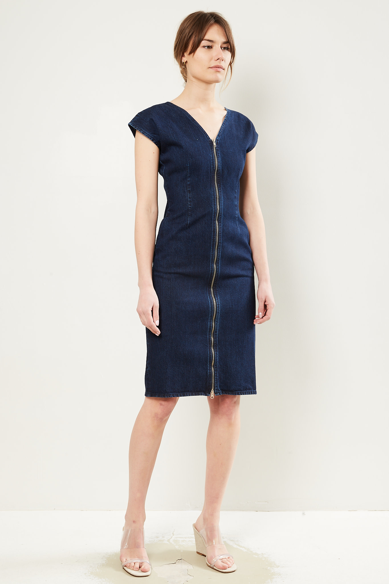 Facon Jacmīn - Ruby zip dress