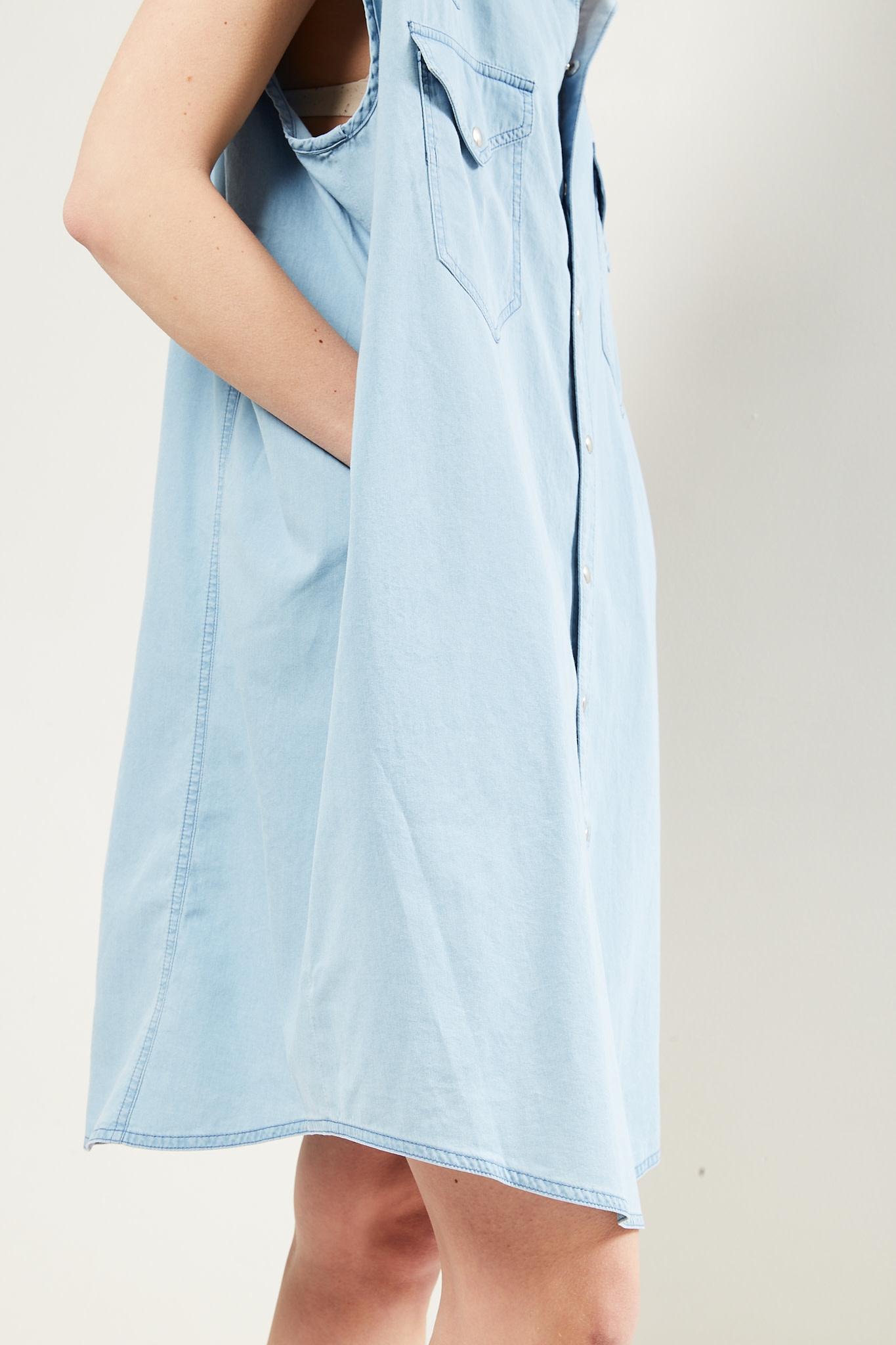 Facon Jacmīn - Glory oversized shirt dress