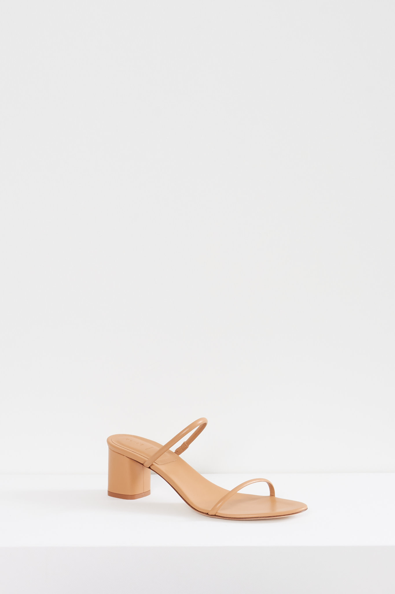 Aeyde - Anni nappa leather sandals