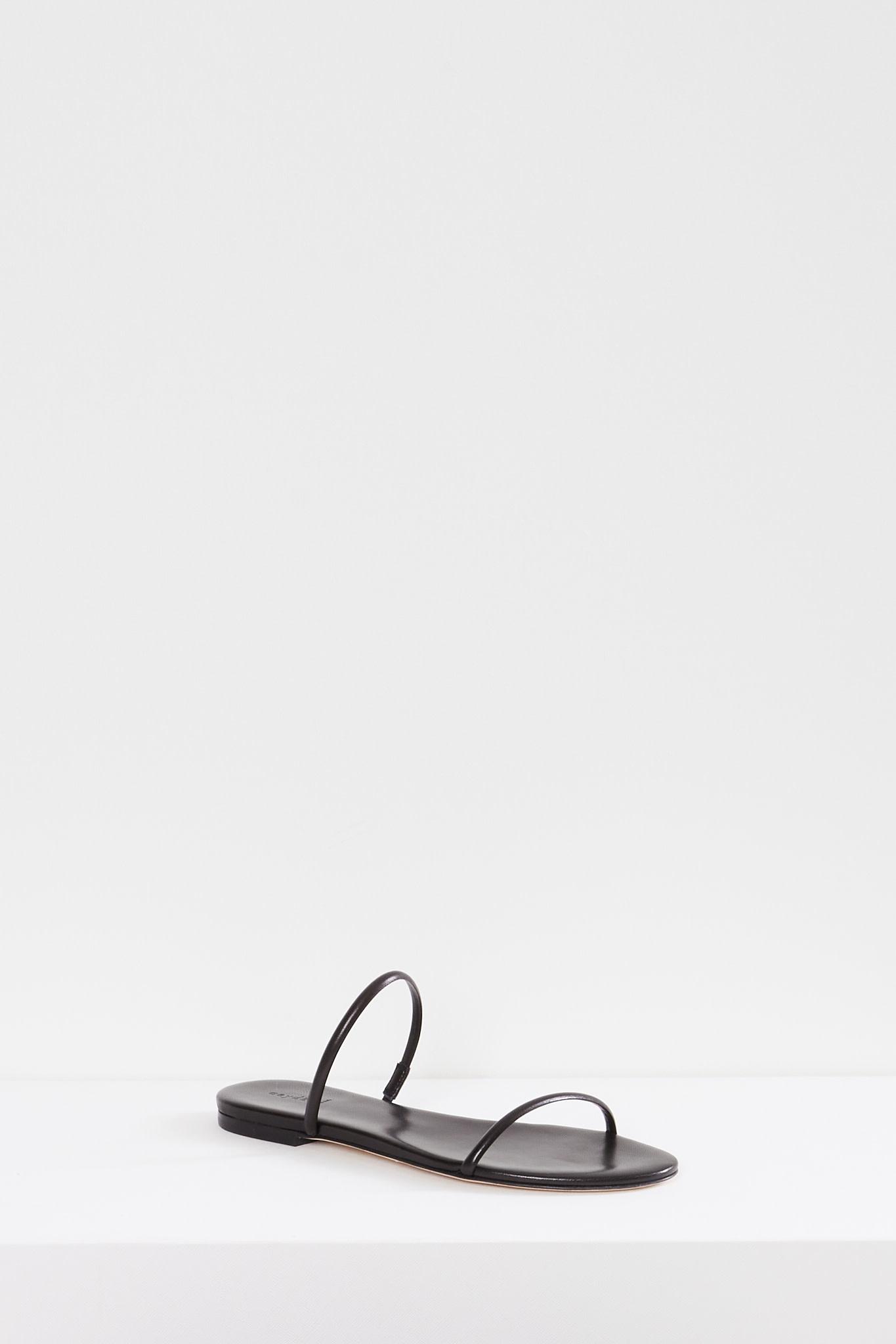 Aeyde Alek nappa leather sandals