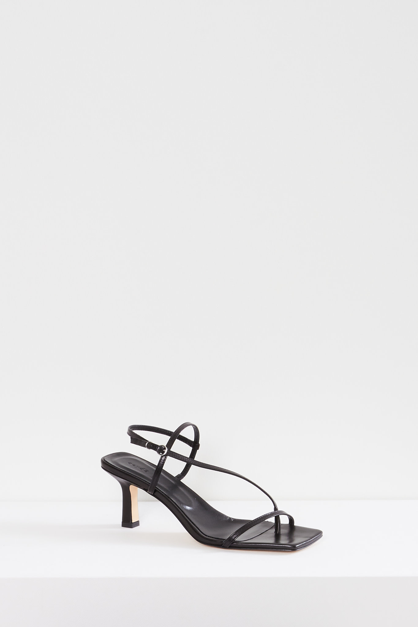 Aeyde Elise nappa leather sandals