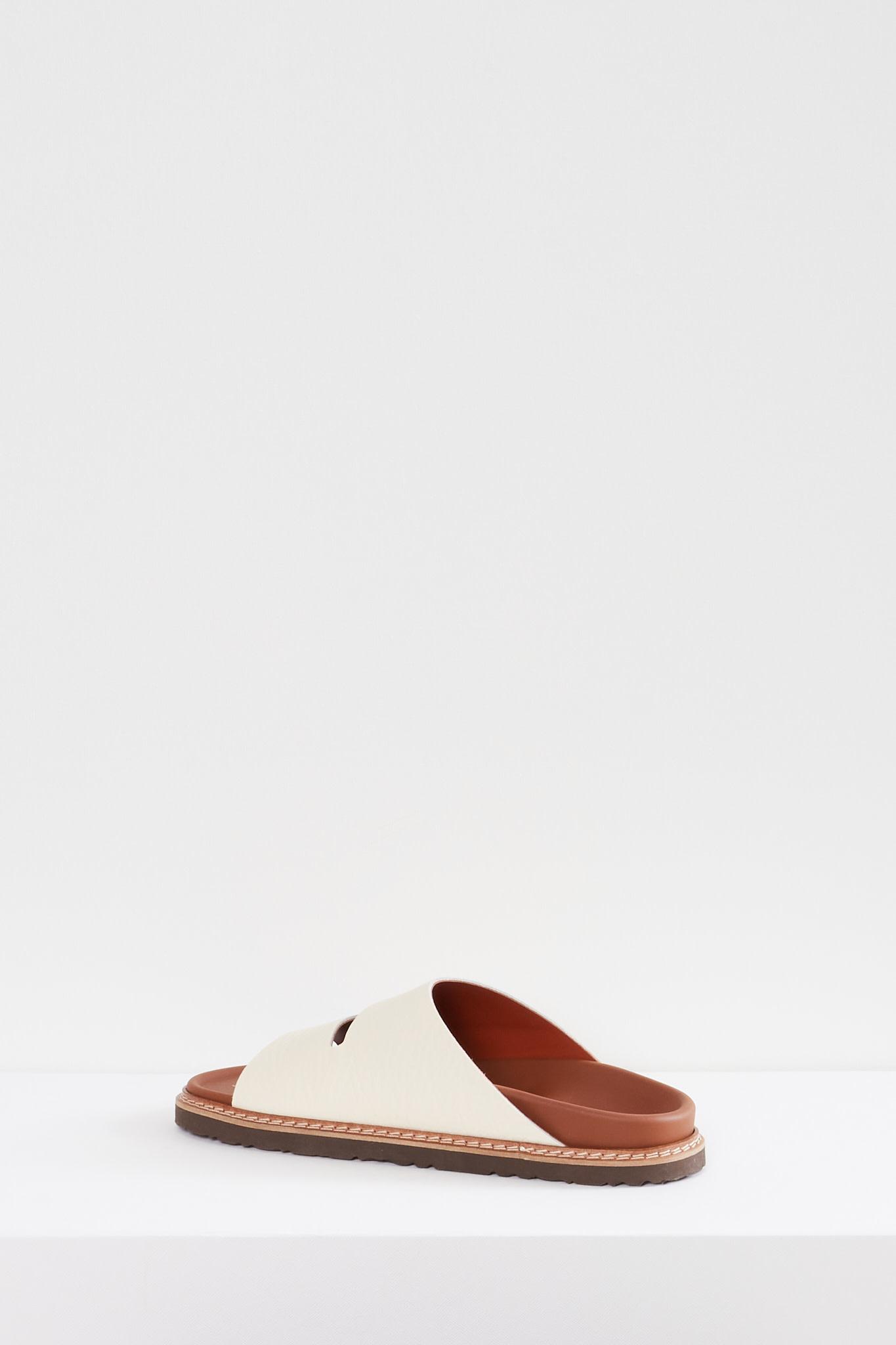 Sofie d'Hoore - Fabia grain leaher sandals