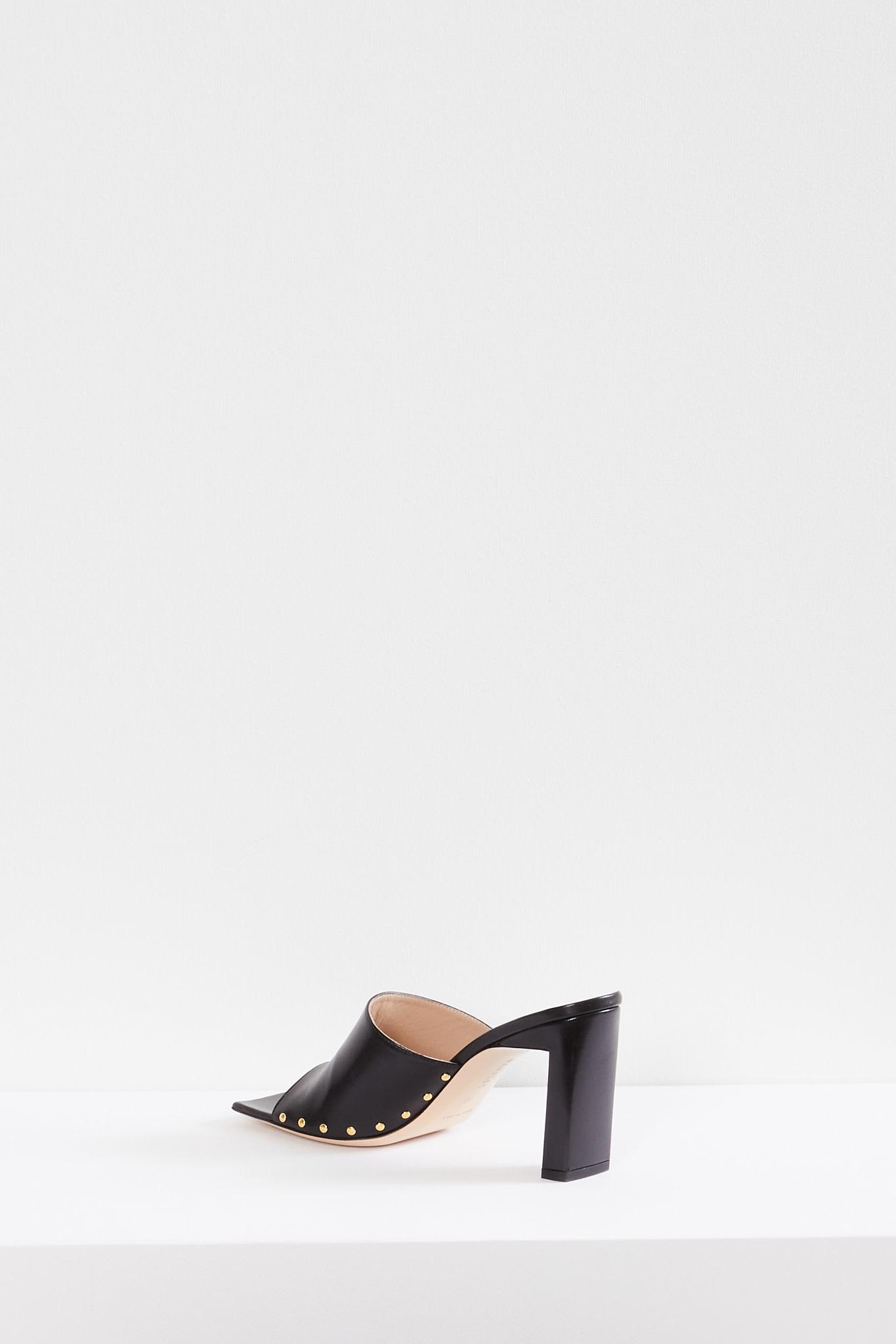 Wandler - Nana mule lambskin leather