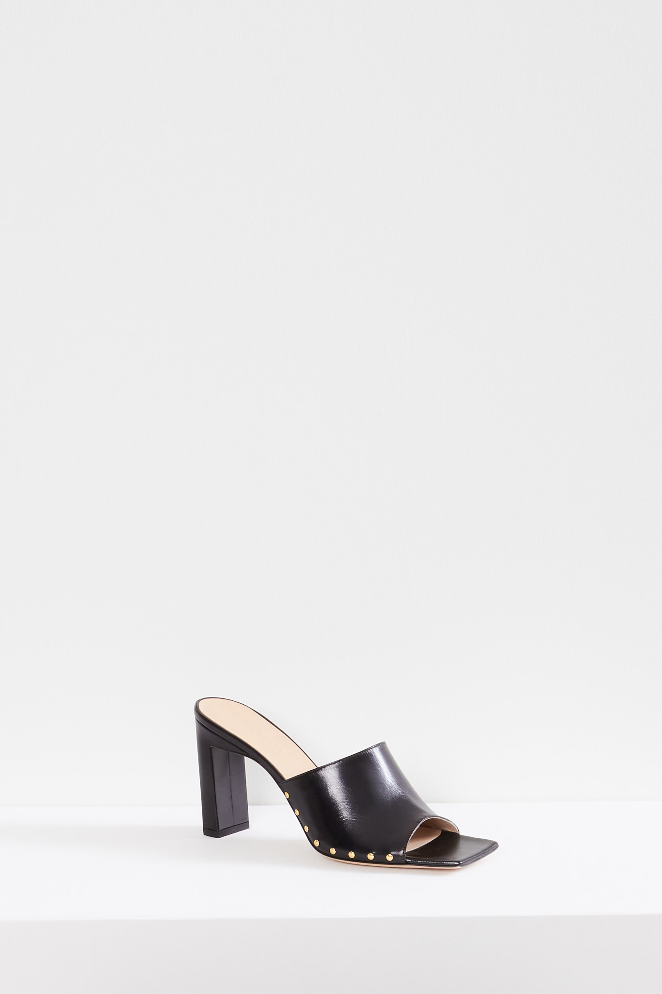 Wandler Nana mule lambskin leather
