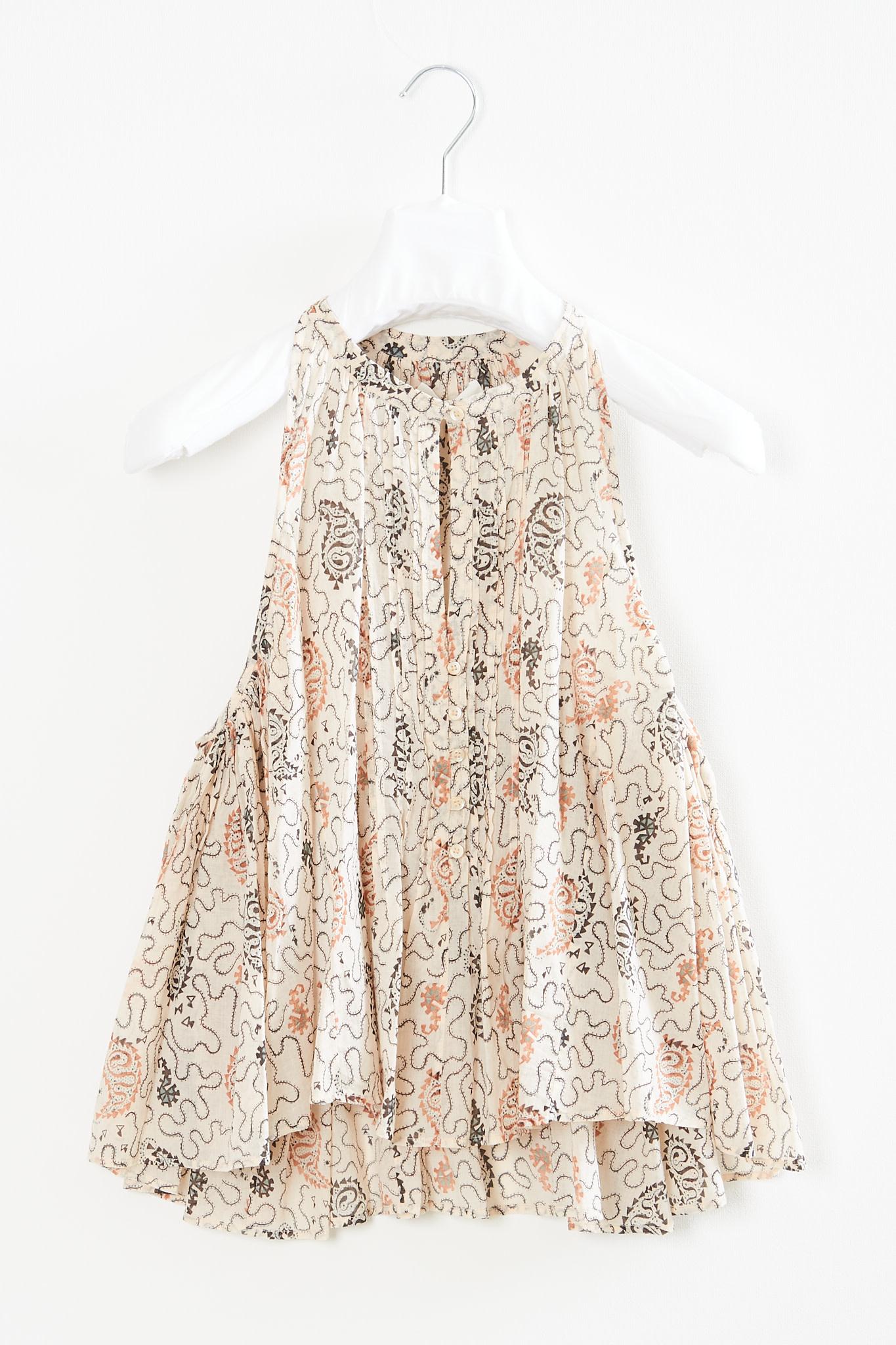 Etoile Isabel Marant Abiti printed cotton top