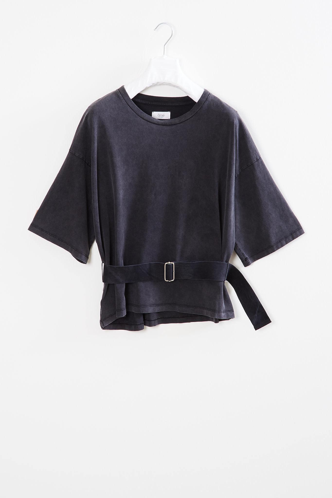 ÂME - Elsa thick cotton t-shirt