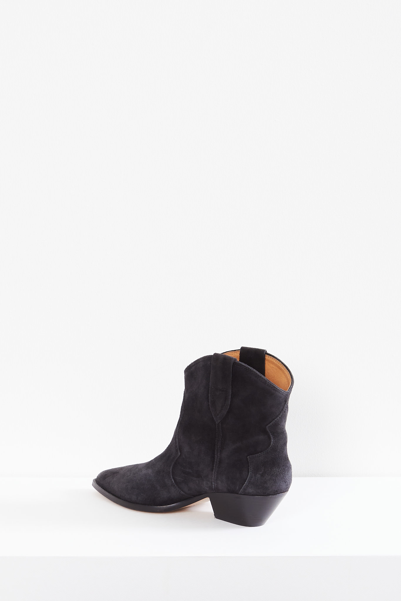 Isabel Marant - Dewina washed iconic low boots