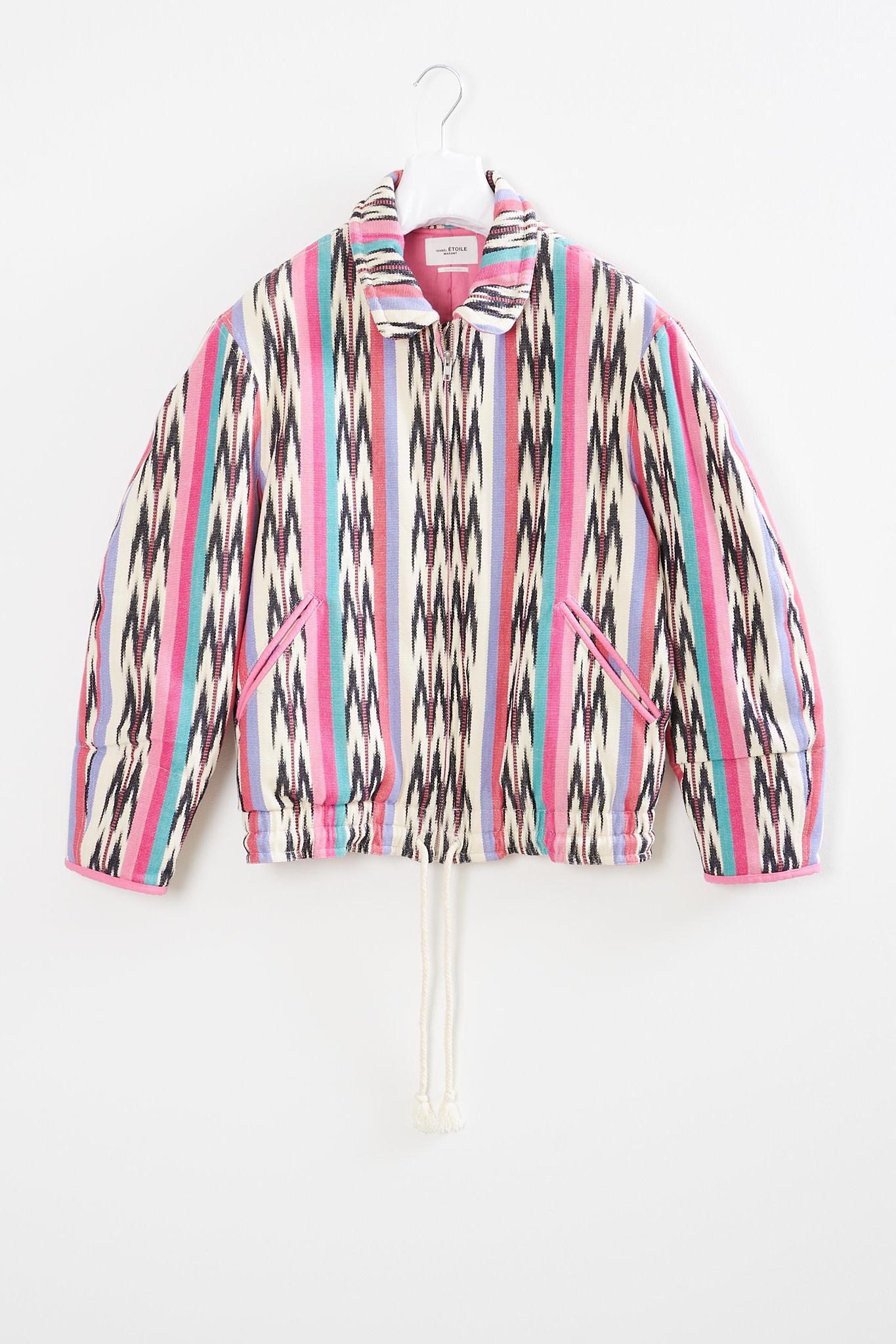 Etoile Isabel Marant - Iaustey jacquard cotton jacket