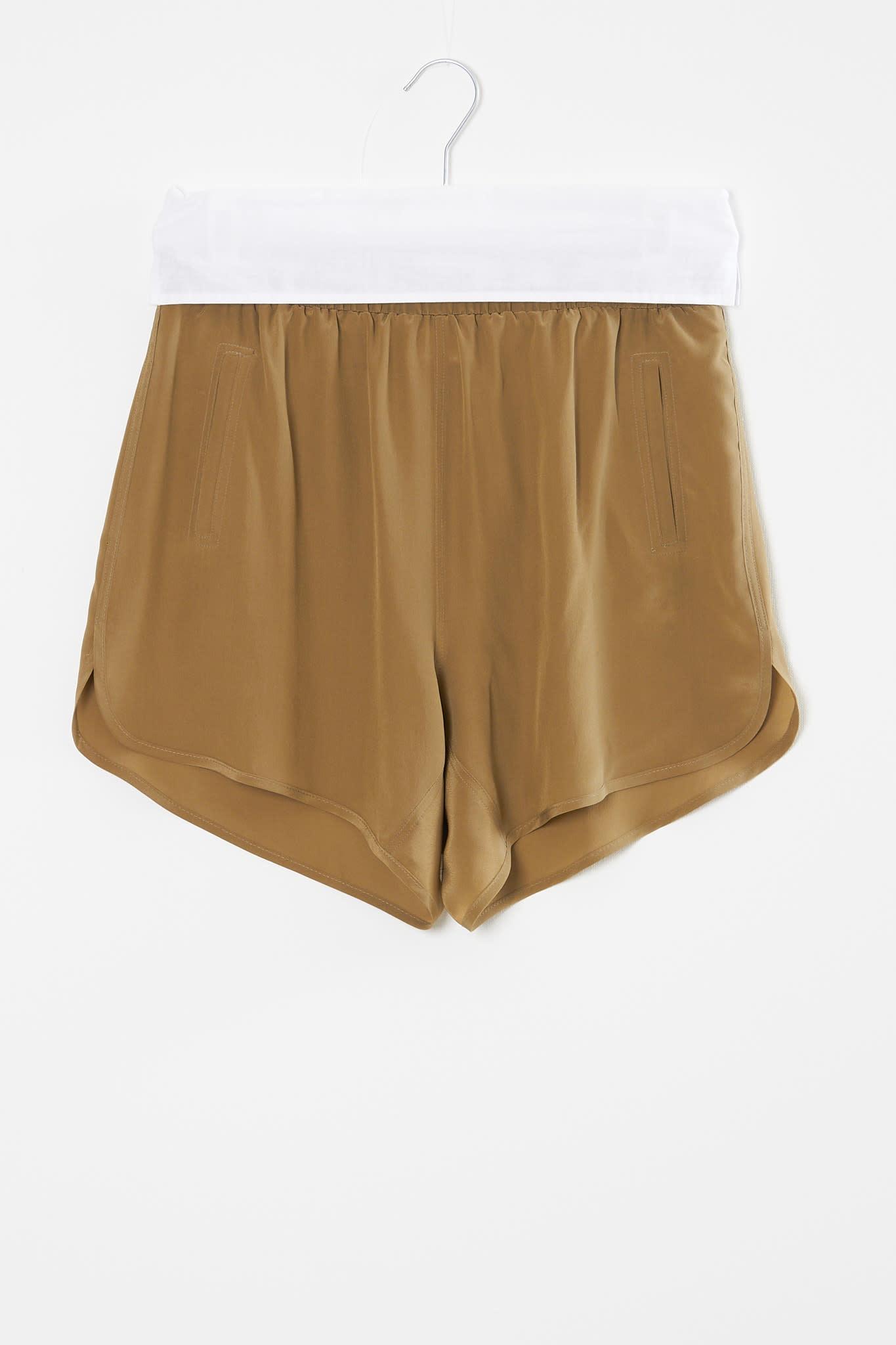 Monique van Heist - Boxer silk