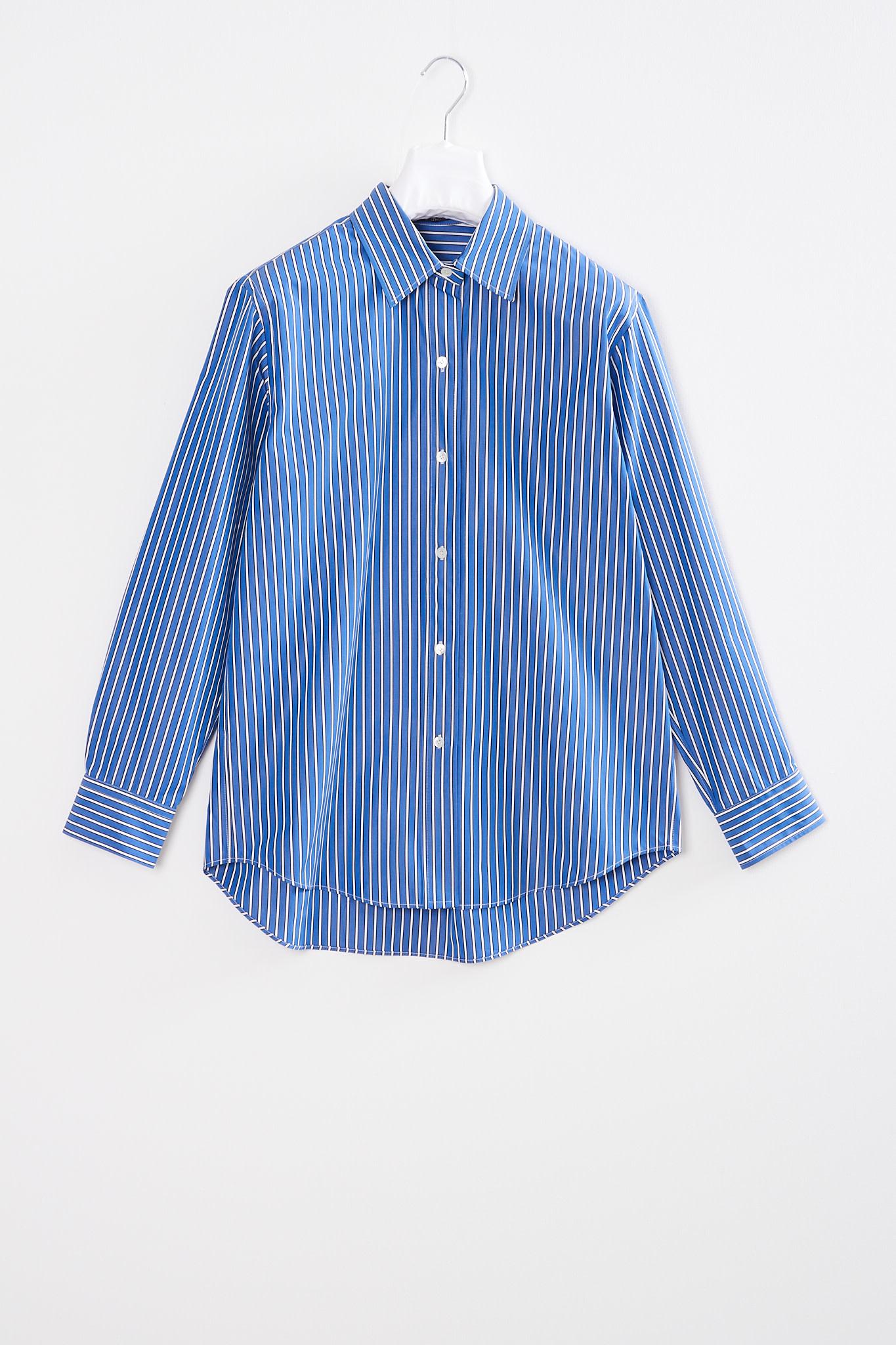 Sofie d'Hoore - Boy striped cotton shirt