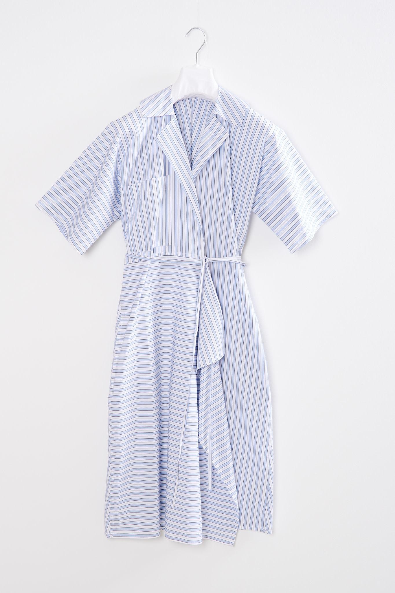 Sofie d'Hoore - Dina striped cotton dress