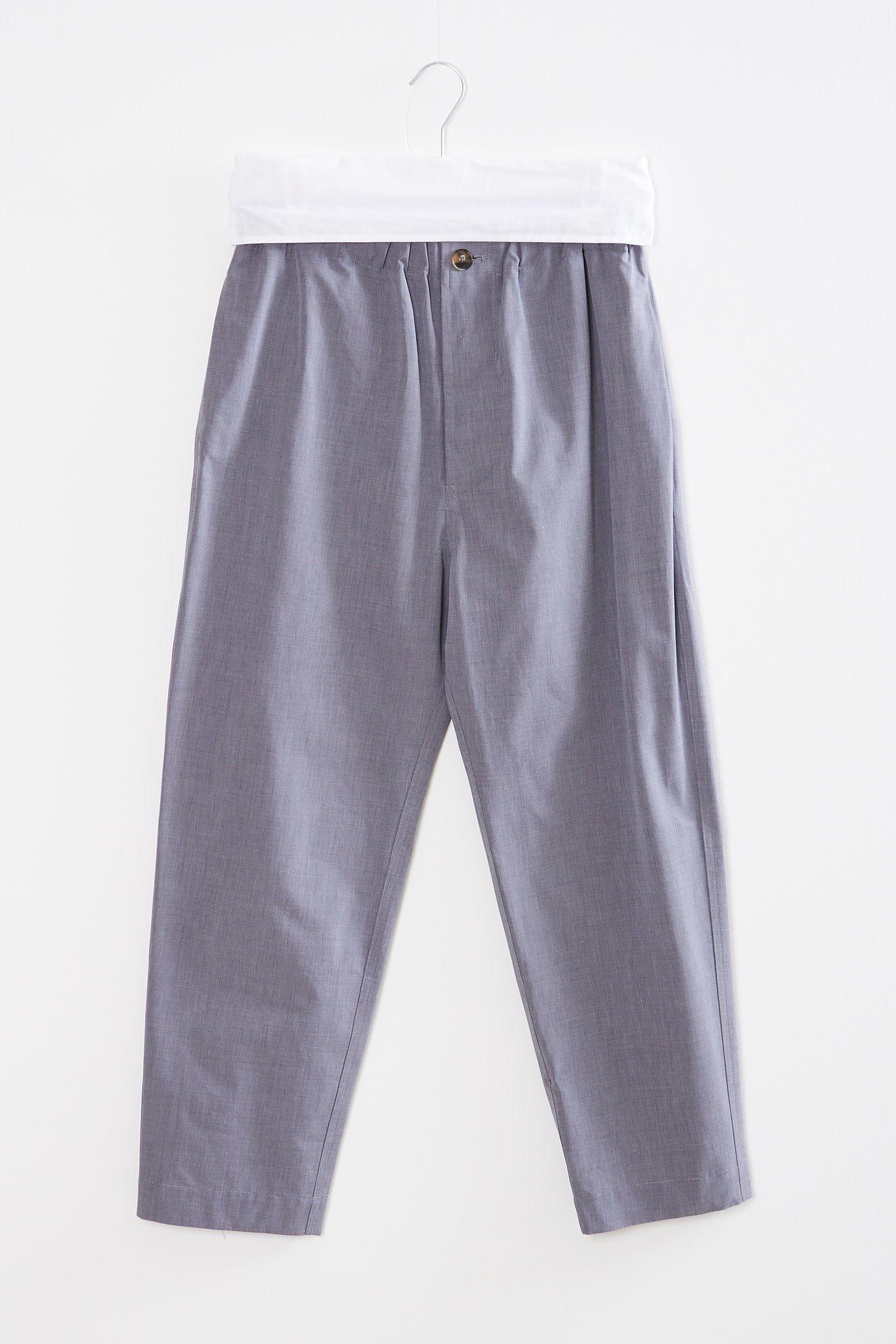 Sofie d'Hoore New piura double twisted cotton pants