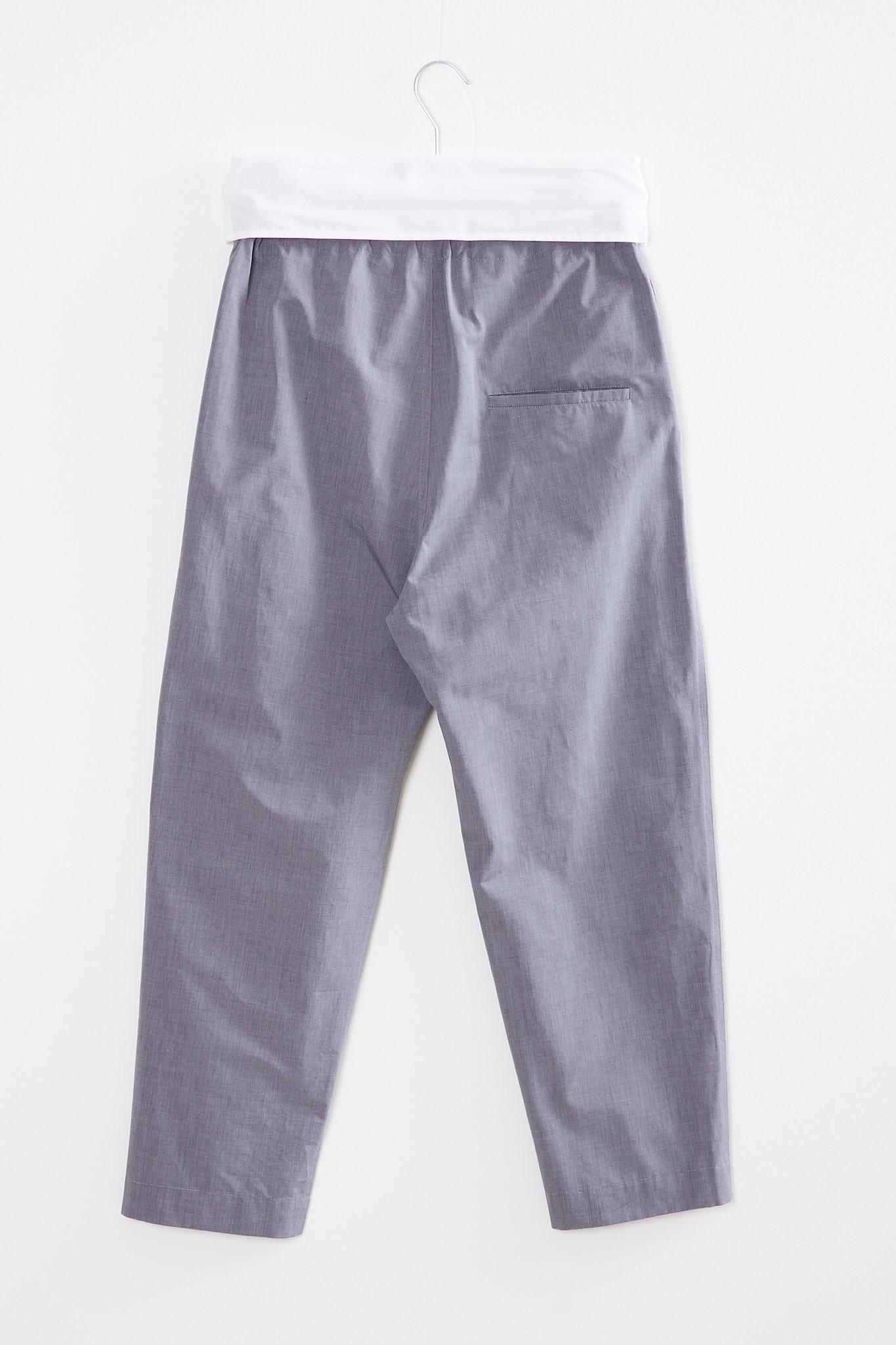 Sofie d'Hoore - New piura double twisted cotton pants