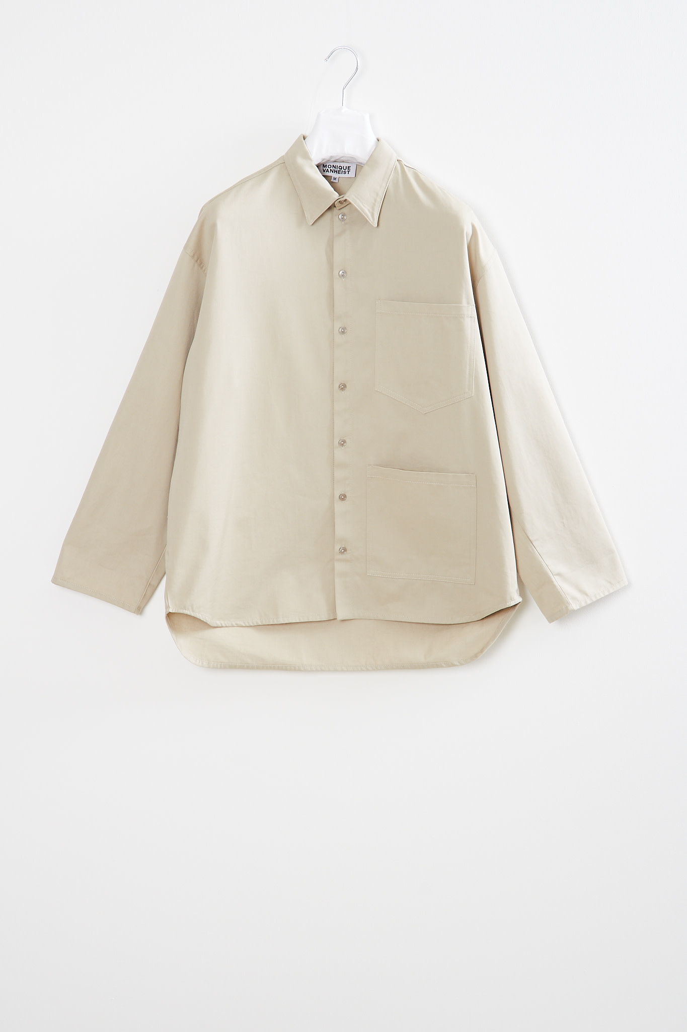 Monique van Heist 5.2 organic cotton shirt