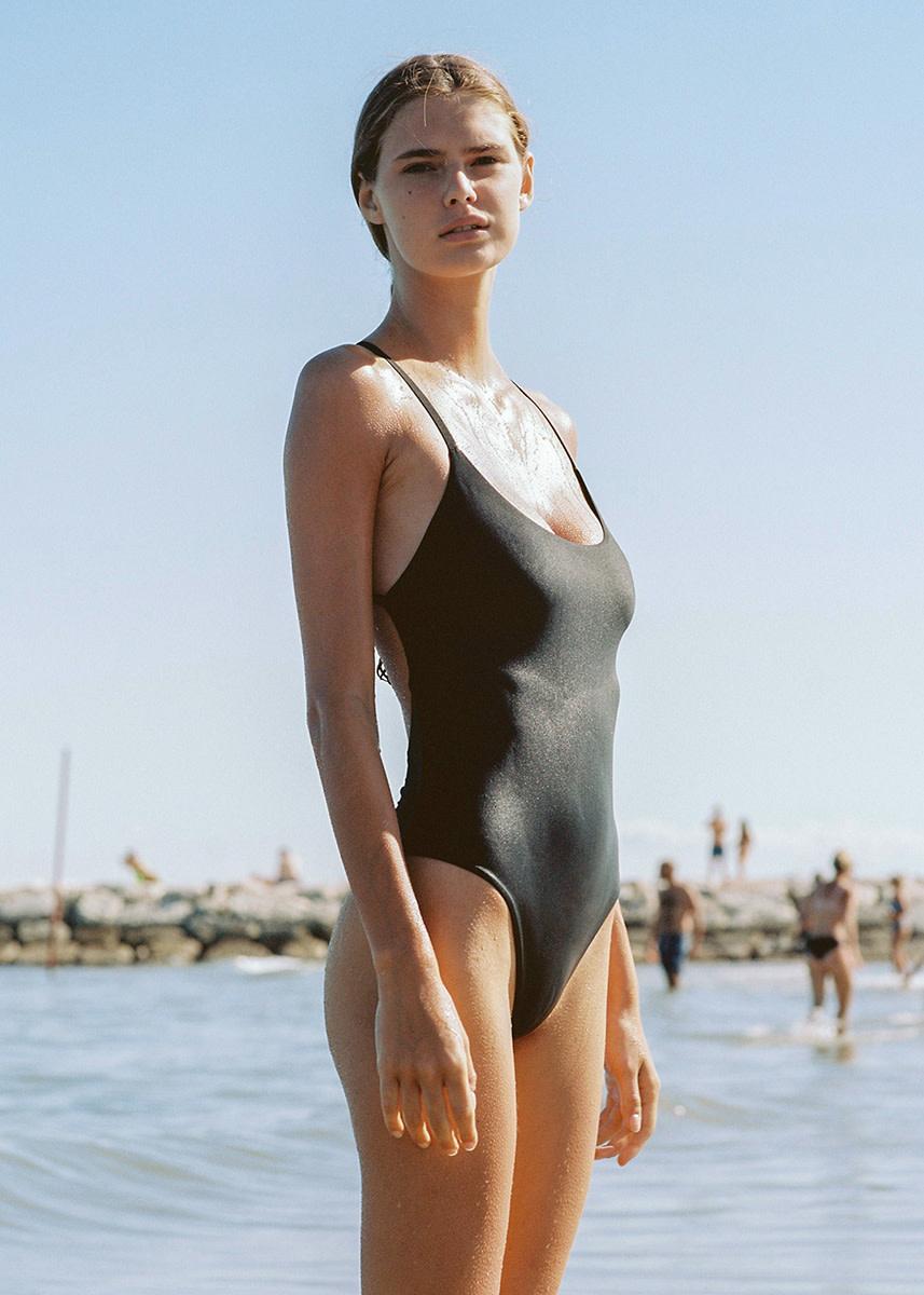 lido Uno cross back swimsuit