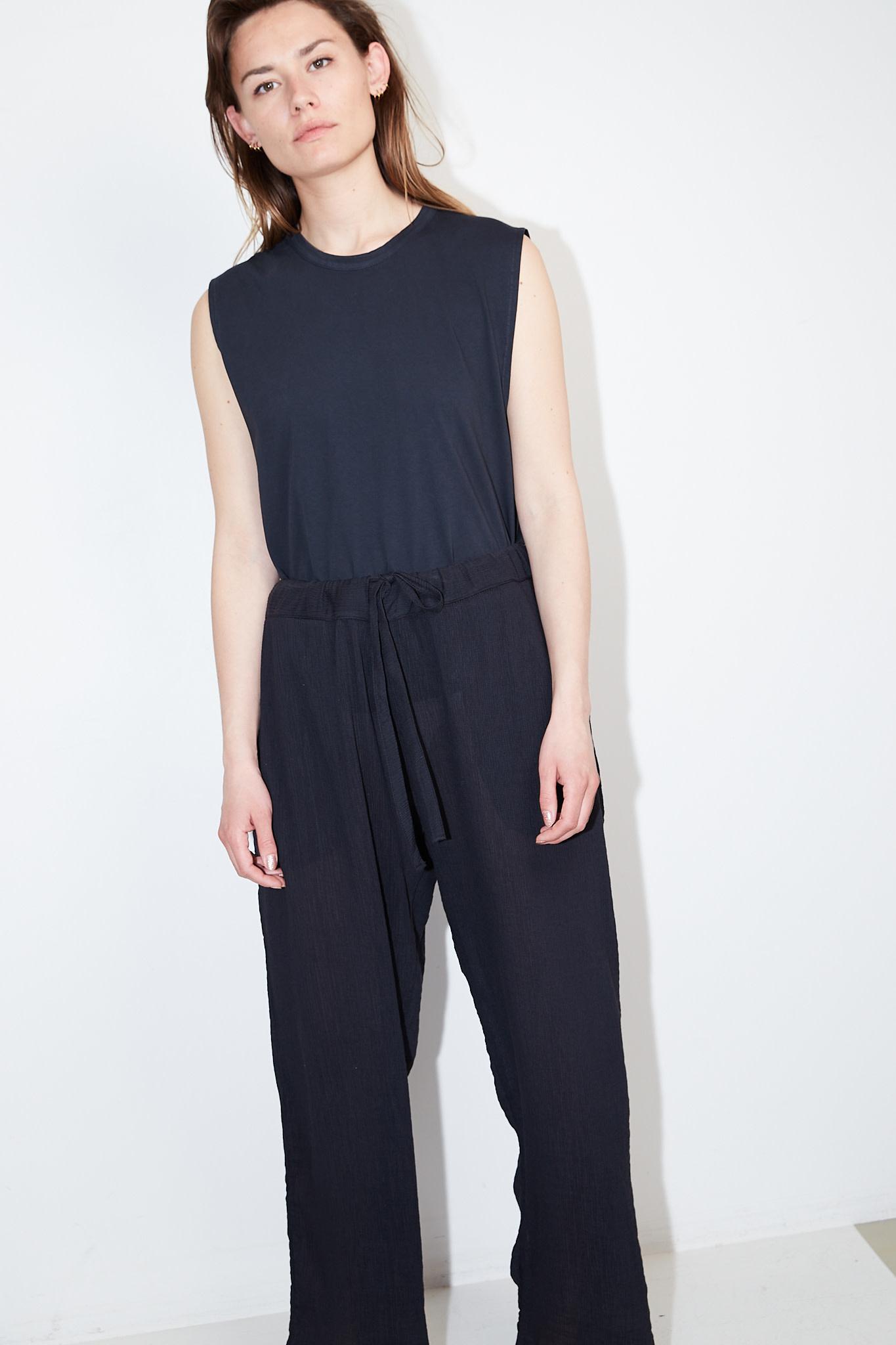 Can Pep Rey Sleeveless simpel t-shirt