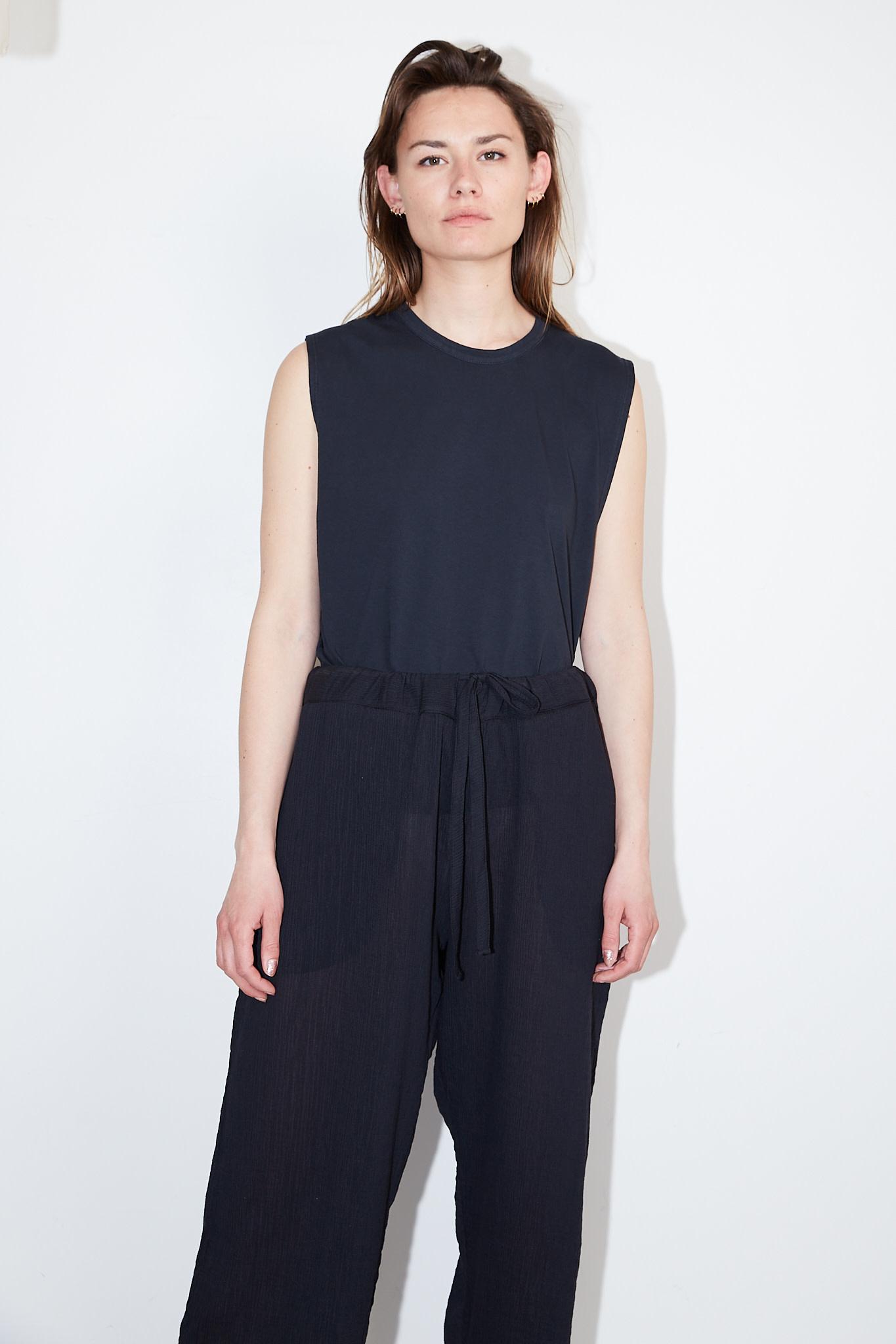 Can Pep Rey - Sleeveless simpel t-shirt
