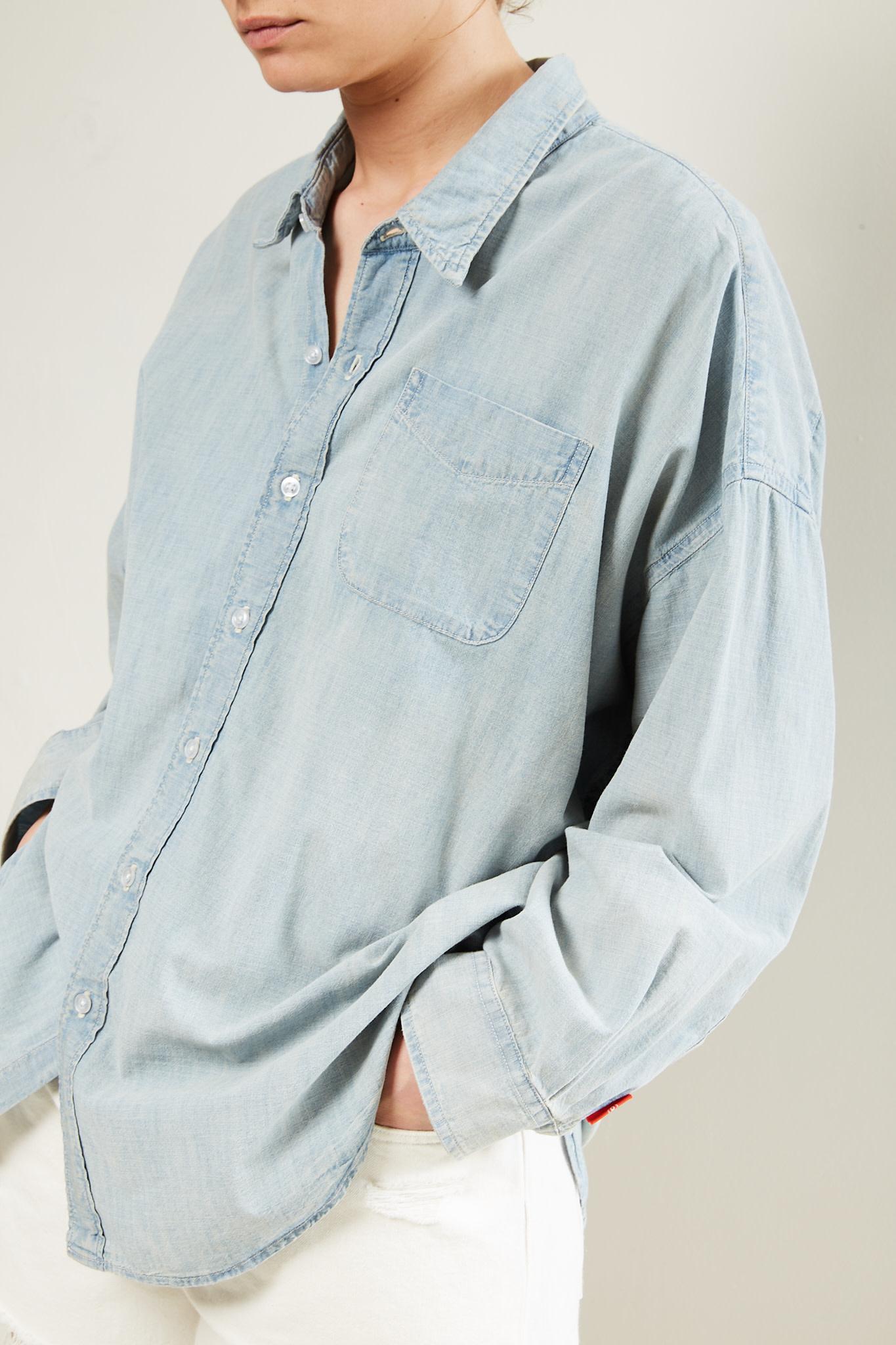 Denimist - Button front shirt