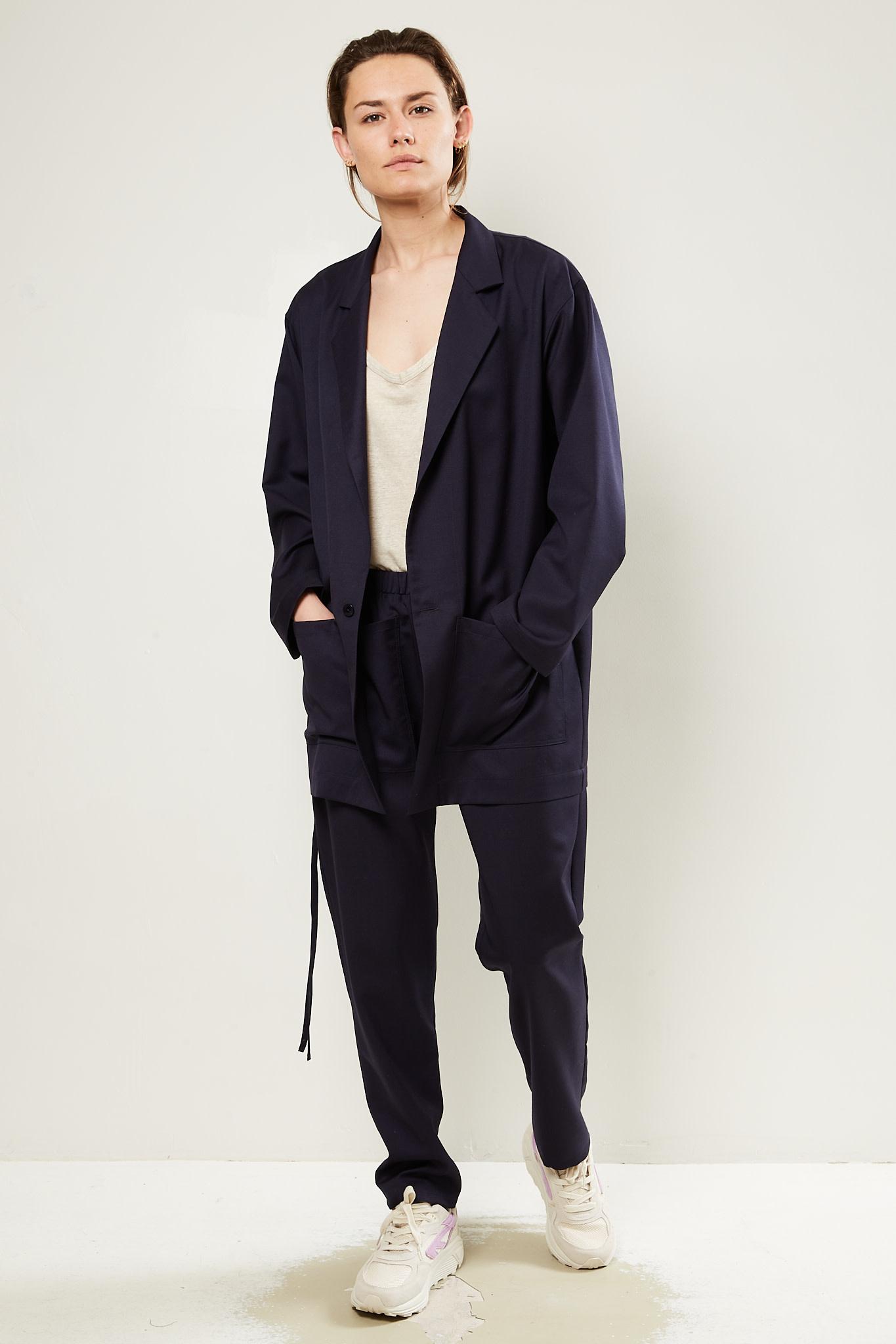 Monique van Heist - Pocky cool wool pants