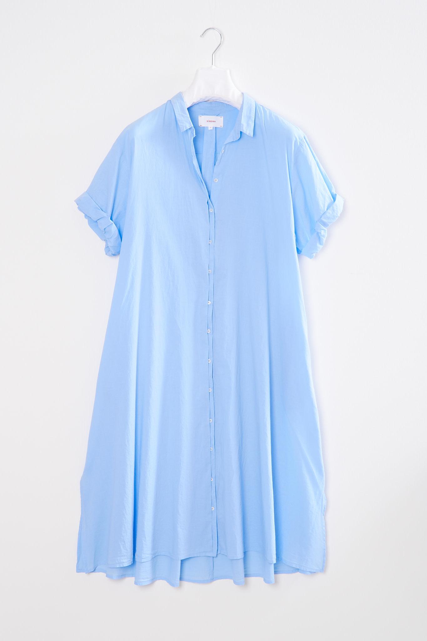 Xirena Tatum cotton poplin dress