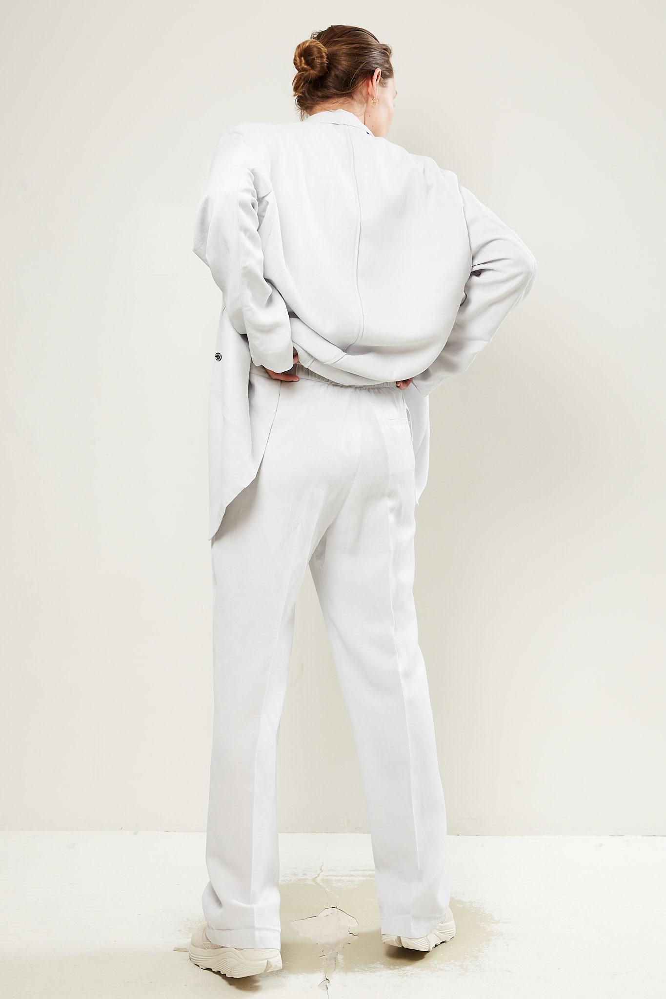 Humanoid - Kally linnen blend trousers