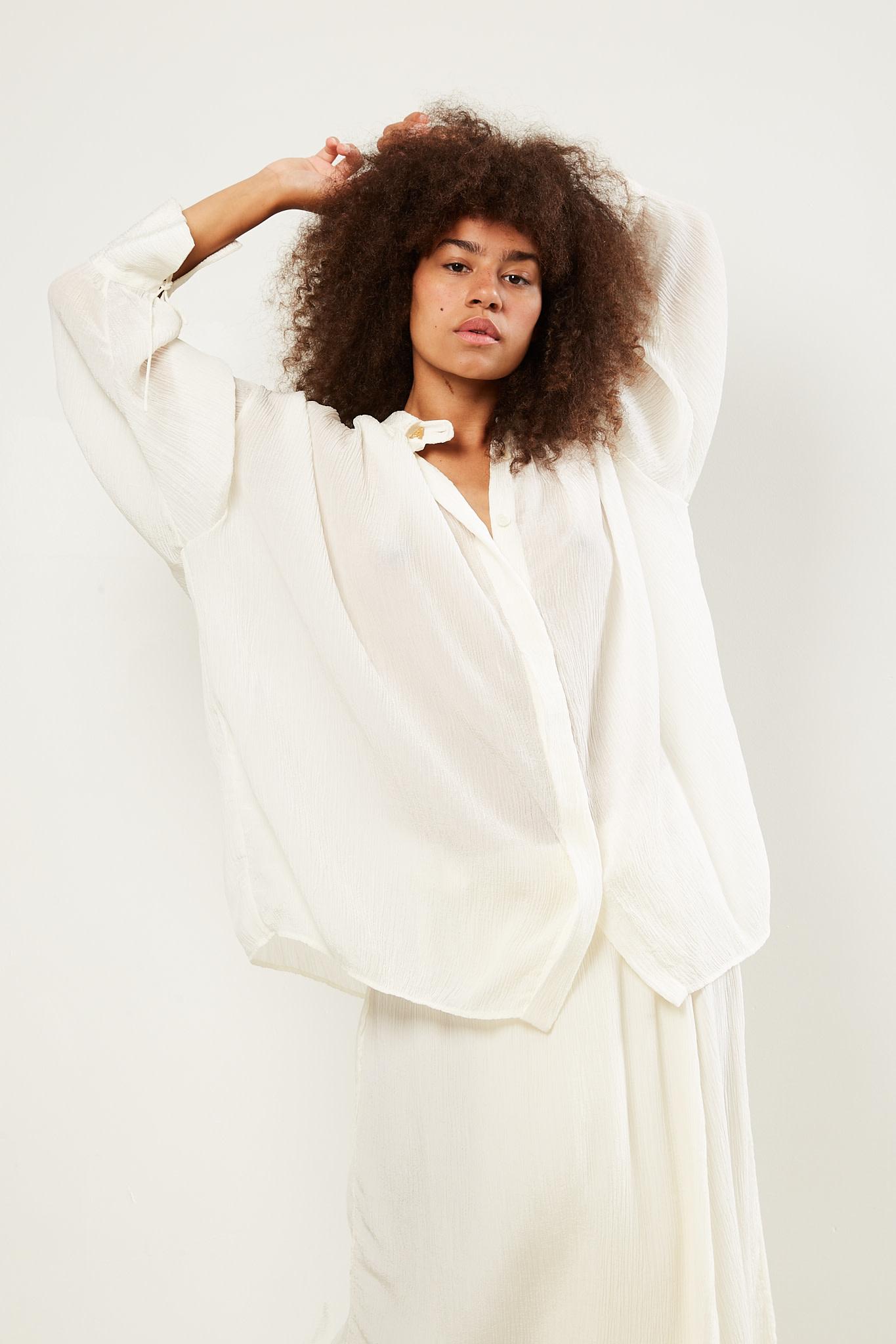 Aeron - Bombay silk blend shirt