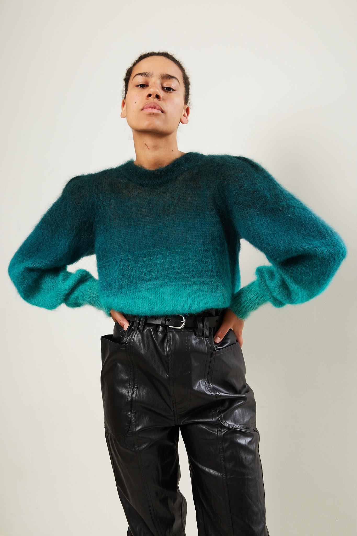 Etoile Isabel Marant - Deniza gradient brushed sweater