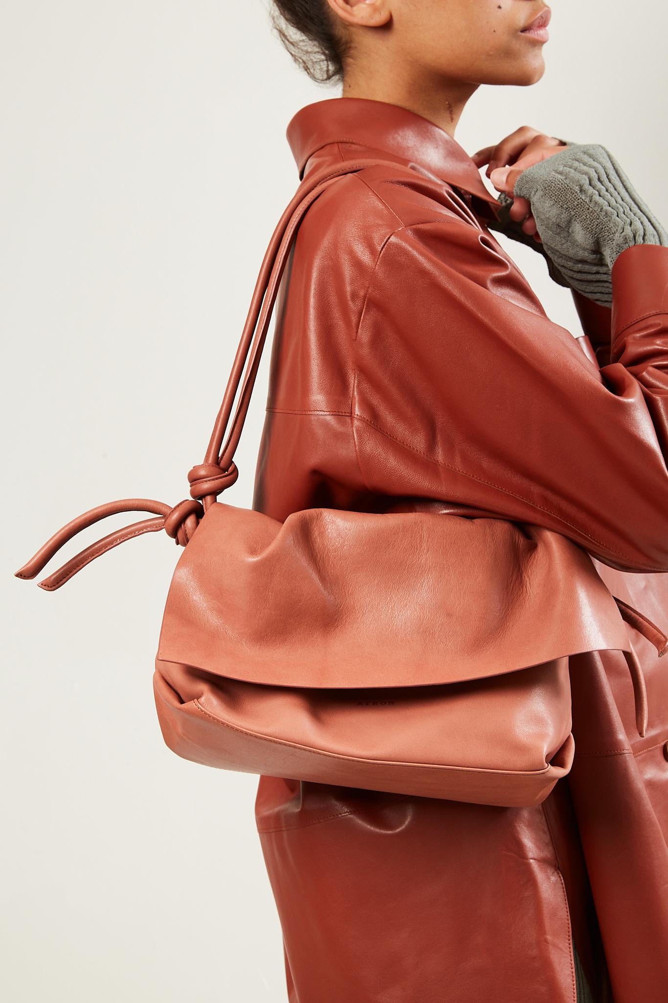 Aeron Harriet leather bag