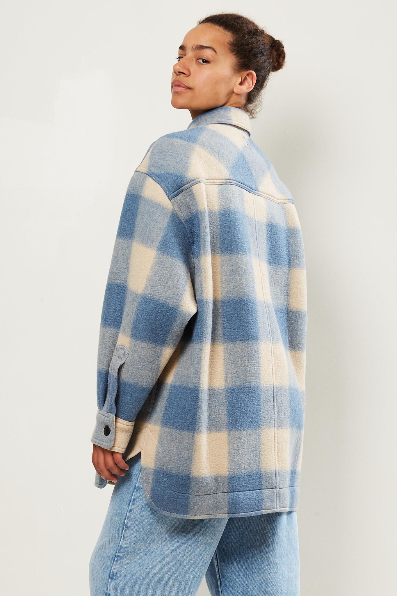 Etoile Isabel Marant - Harveli blanket coat