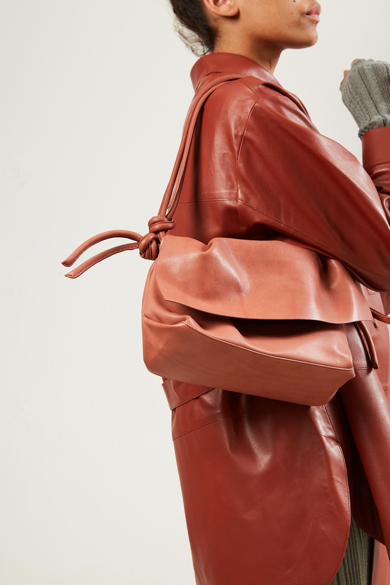 Aeron - Harriet leather bag