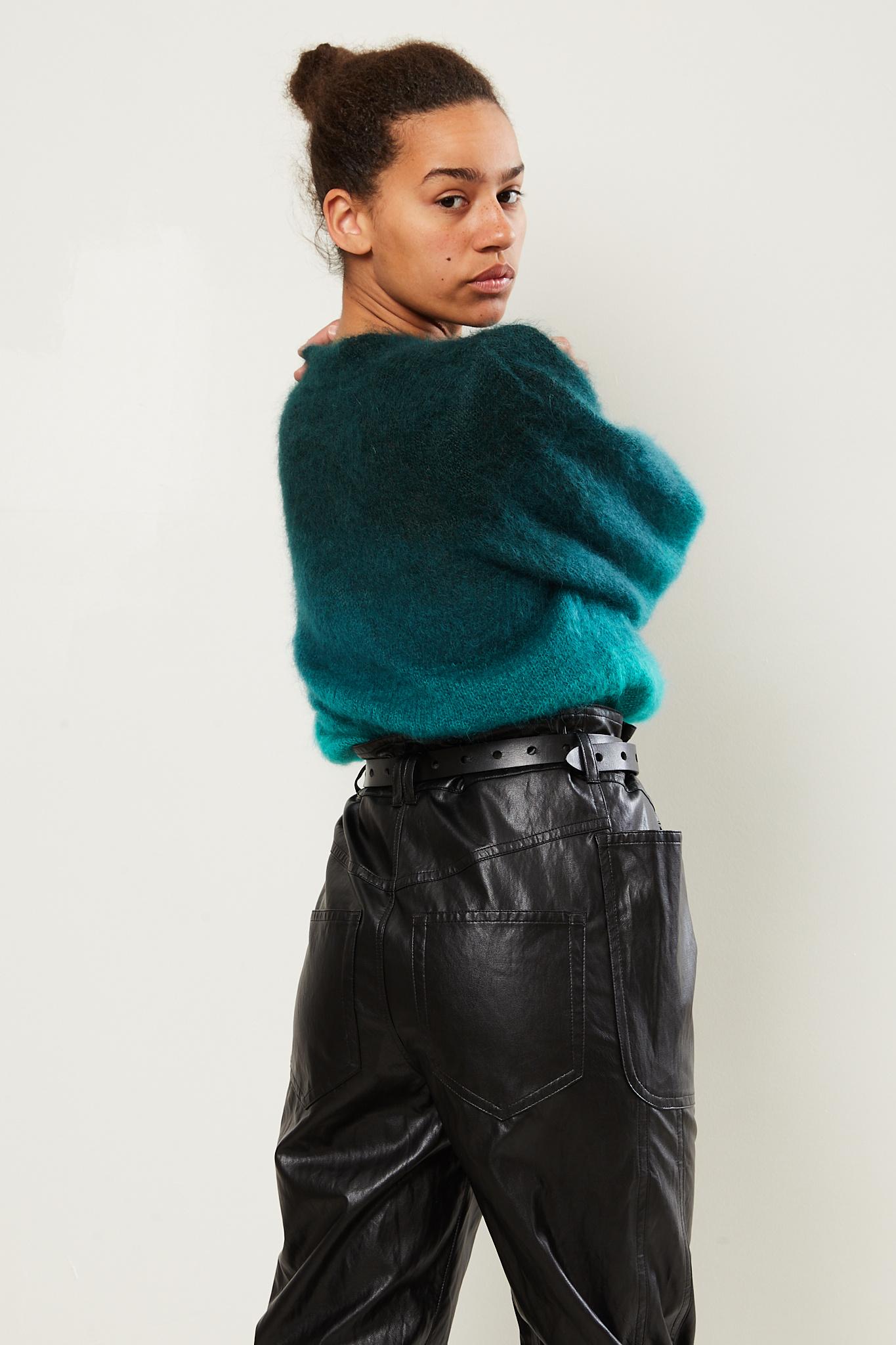 Etoile Isabel Marant - Tessini faux leather trousers