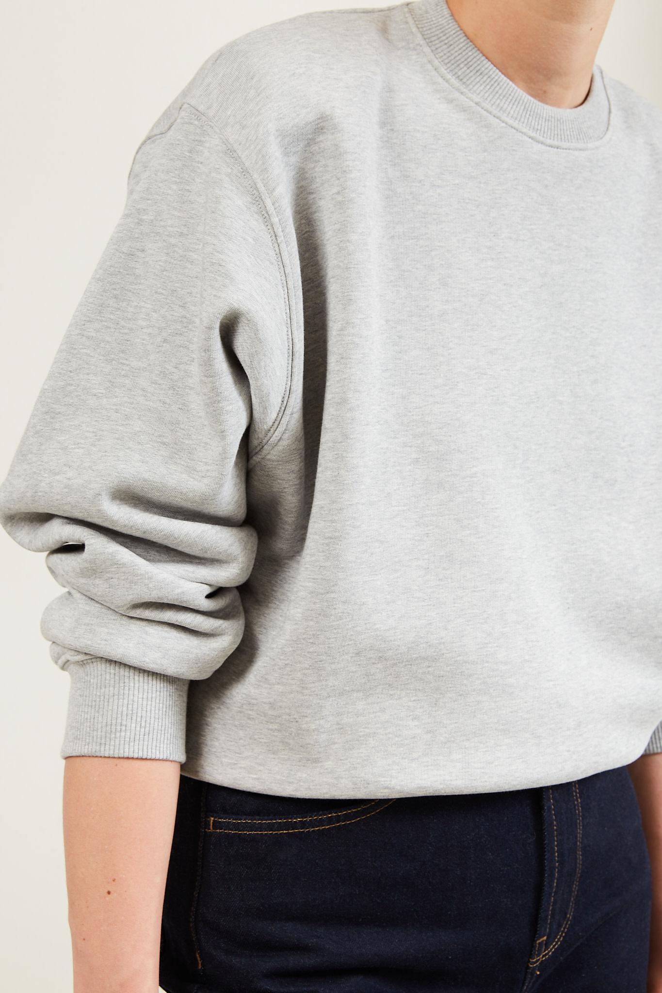 Róhe - Evin solid crew neck sweater