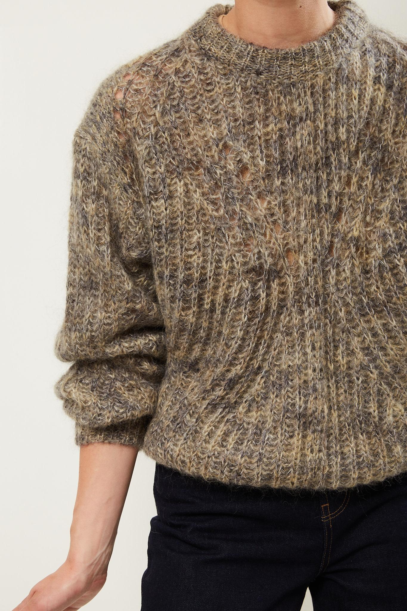 Róhe - Julia super soft kid mohair sweater