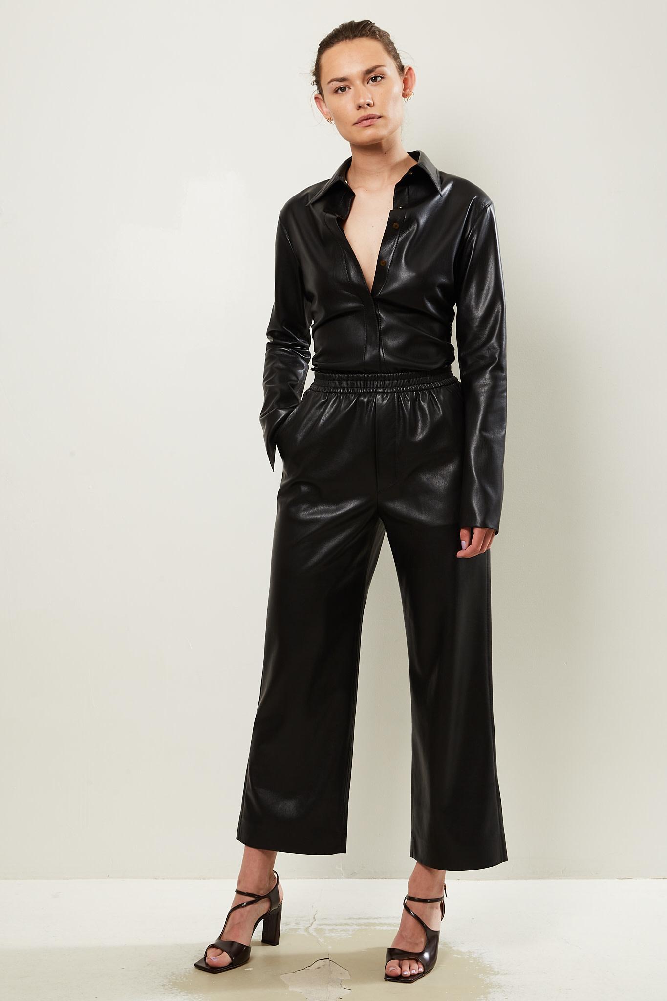 Nanushka - Odessa vegan leather pants