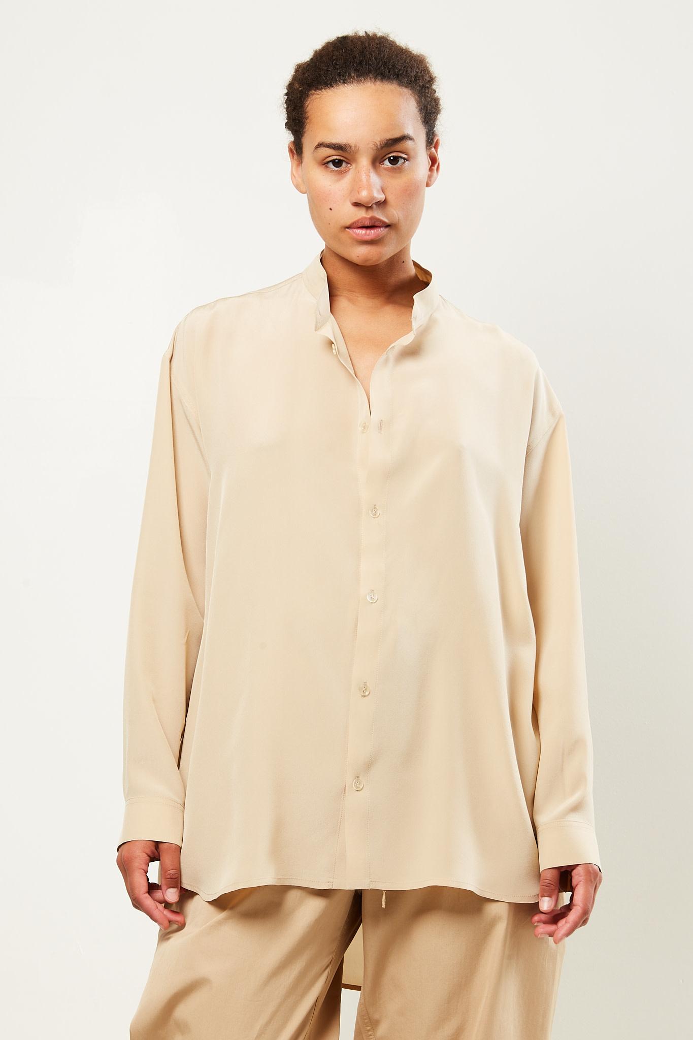 Monique van Heist - 1+5 silk shirt